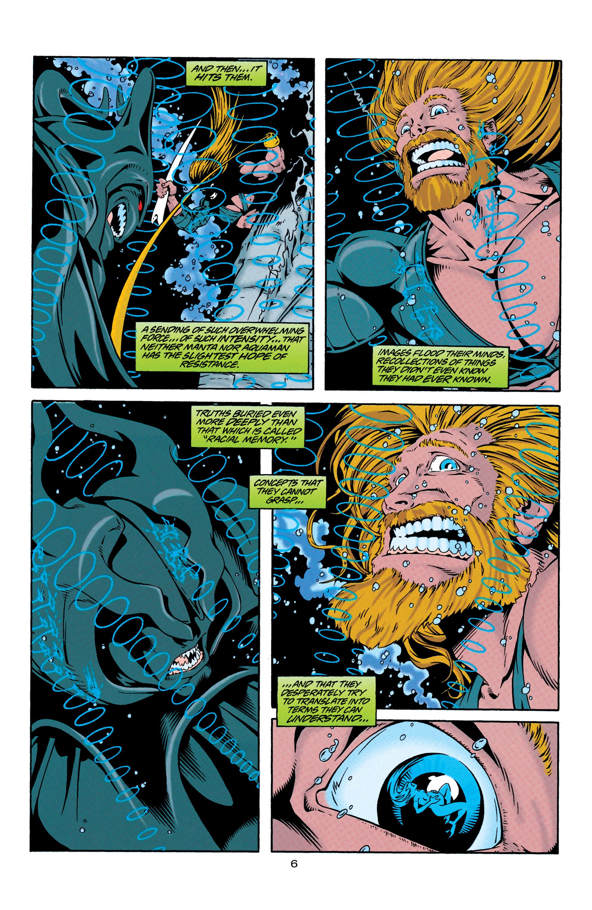 Read online Aquaman (1994) comic -  Issue #30 - 6