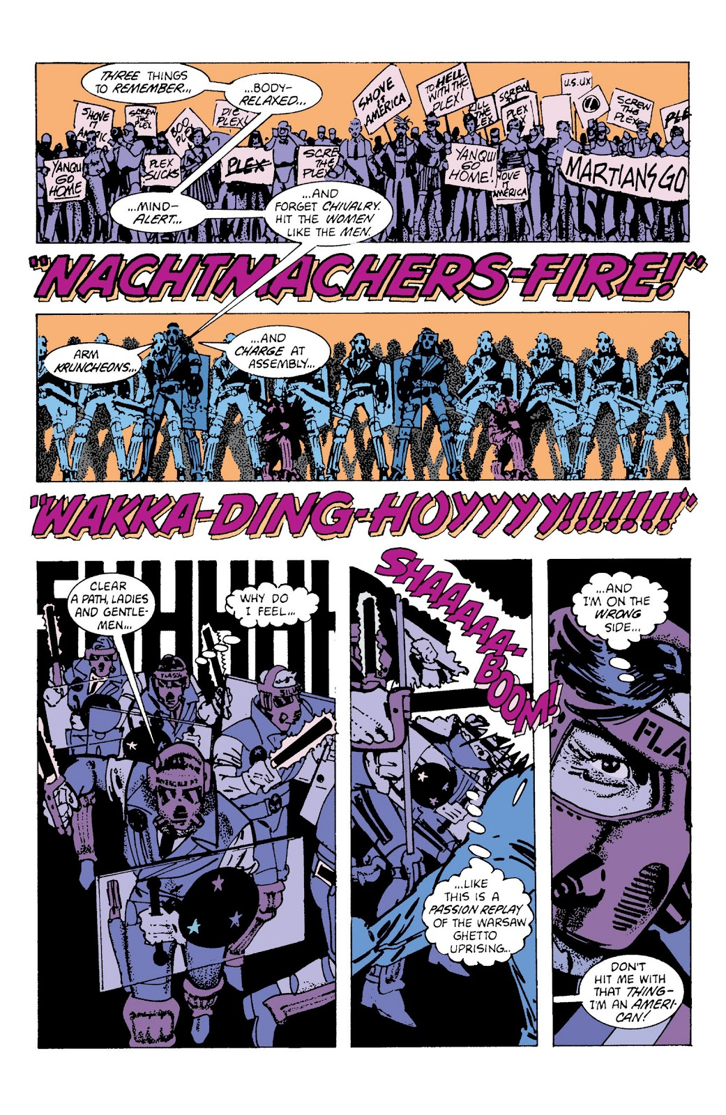 American Flagg! issue Definitive Collection (Part 2) - Page 65