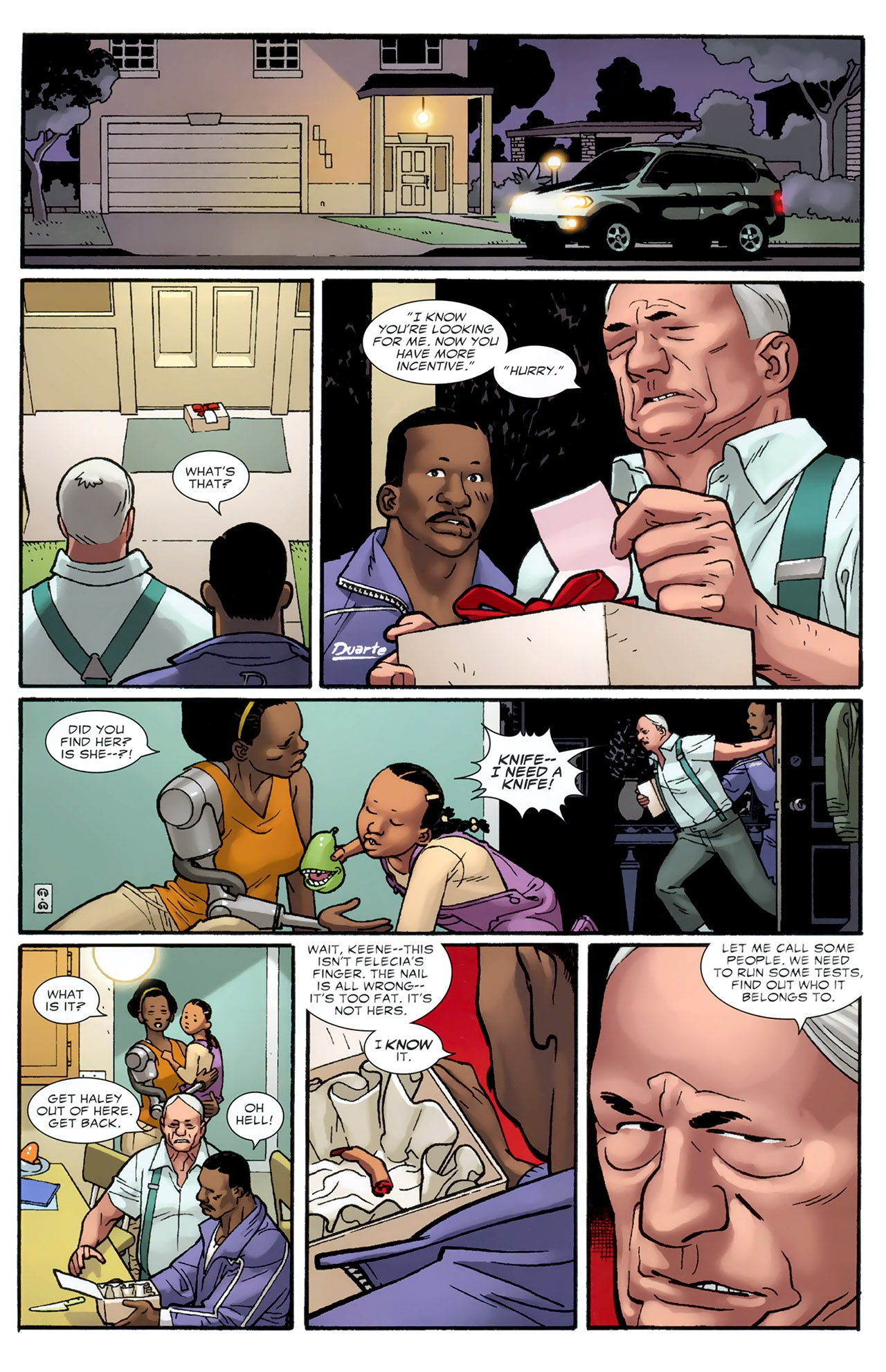 Read online Destroyer comic -  Issue #3 - 5