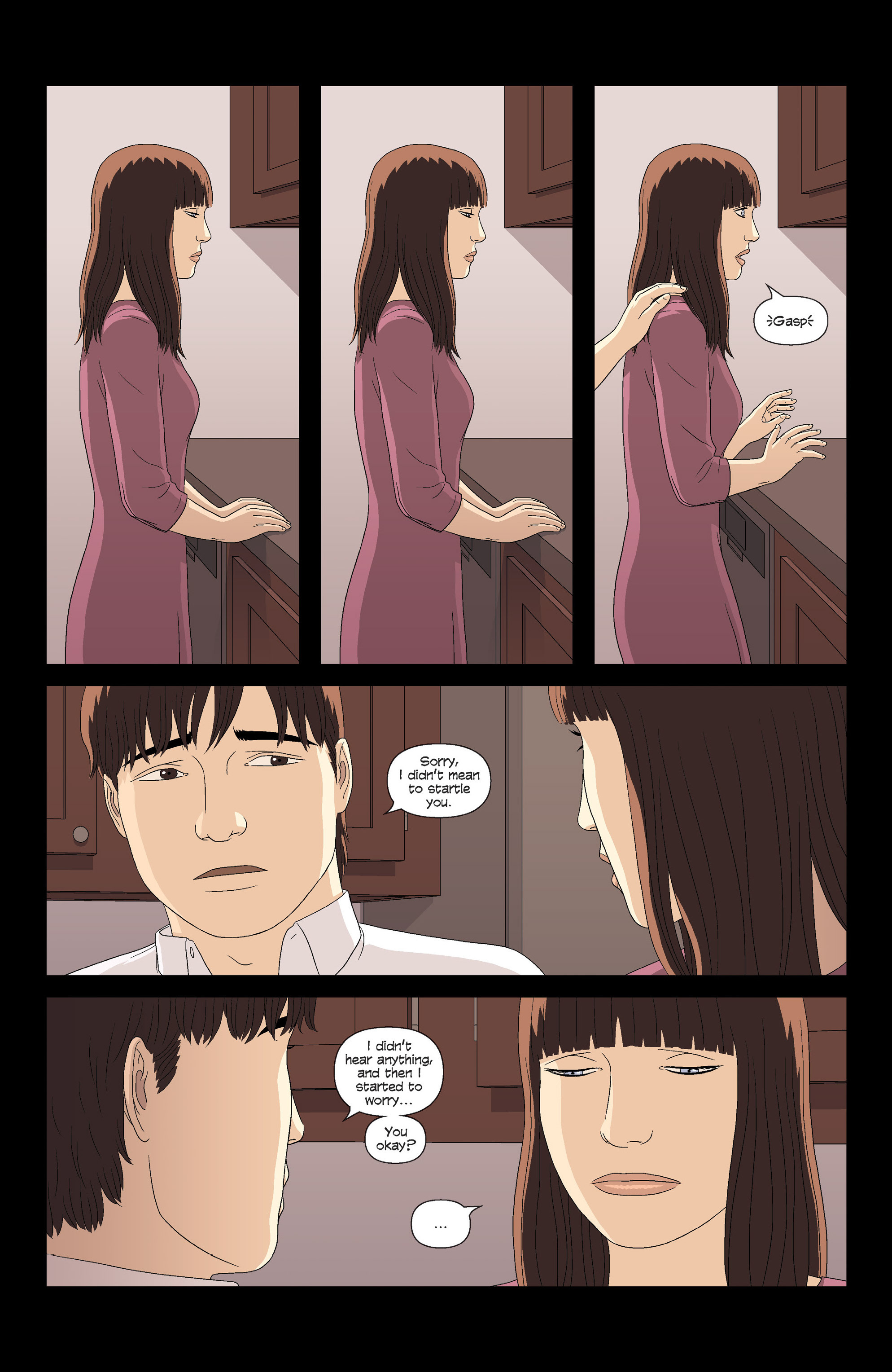 Read online Alex   Ada comic -  Issue # _TPB 3 - 58