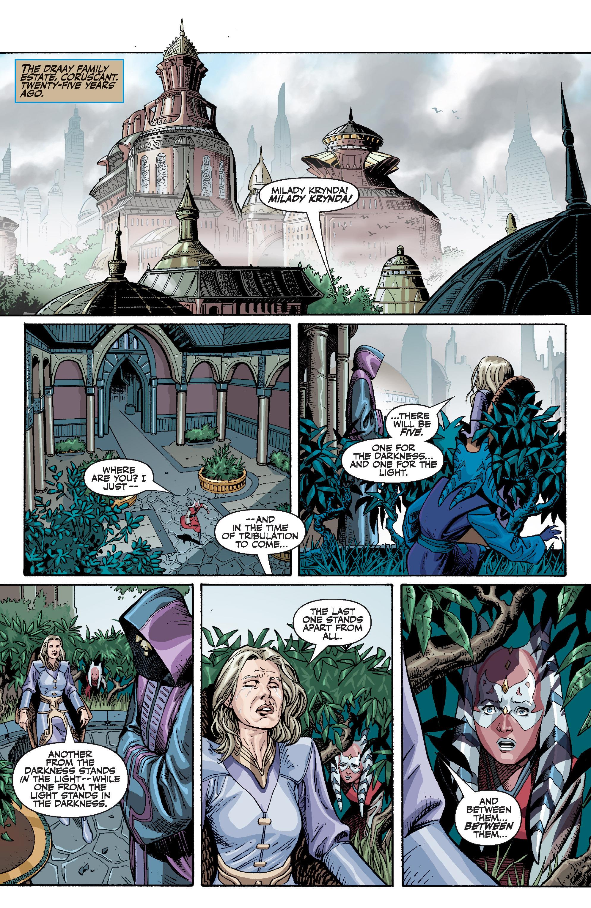 Read online Star Wars Omnibus comic -  Issue # Vol. 32 - 122
