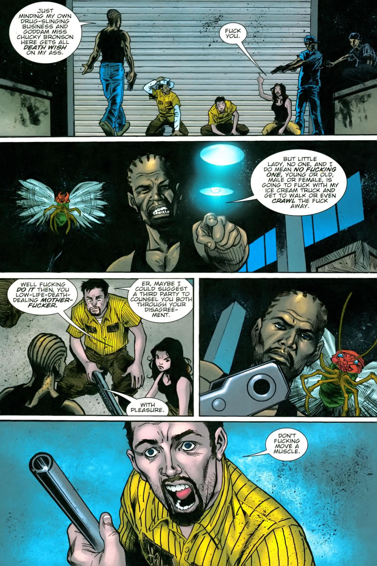 Read online The Exterminators comic -  Issue #22 - 8