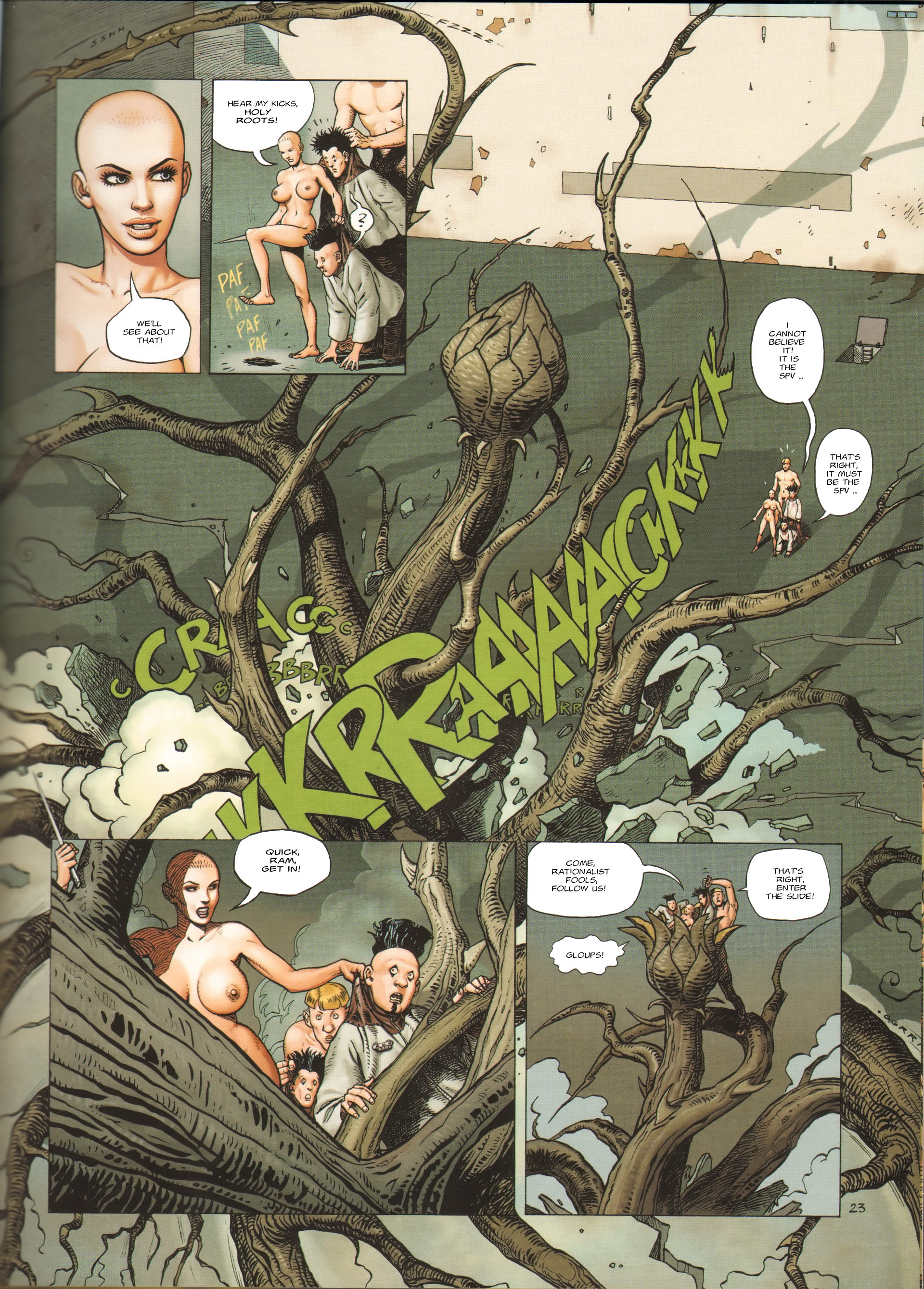 Read online Megalex (2014) comic -  Issue #3 - 26
