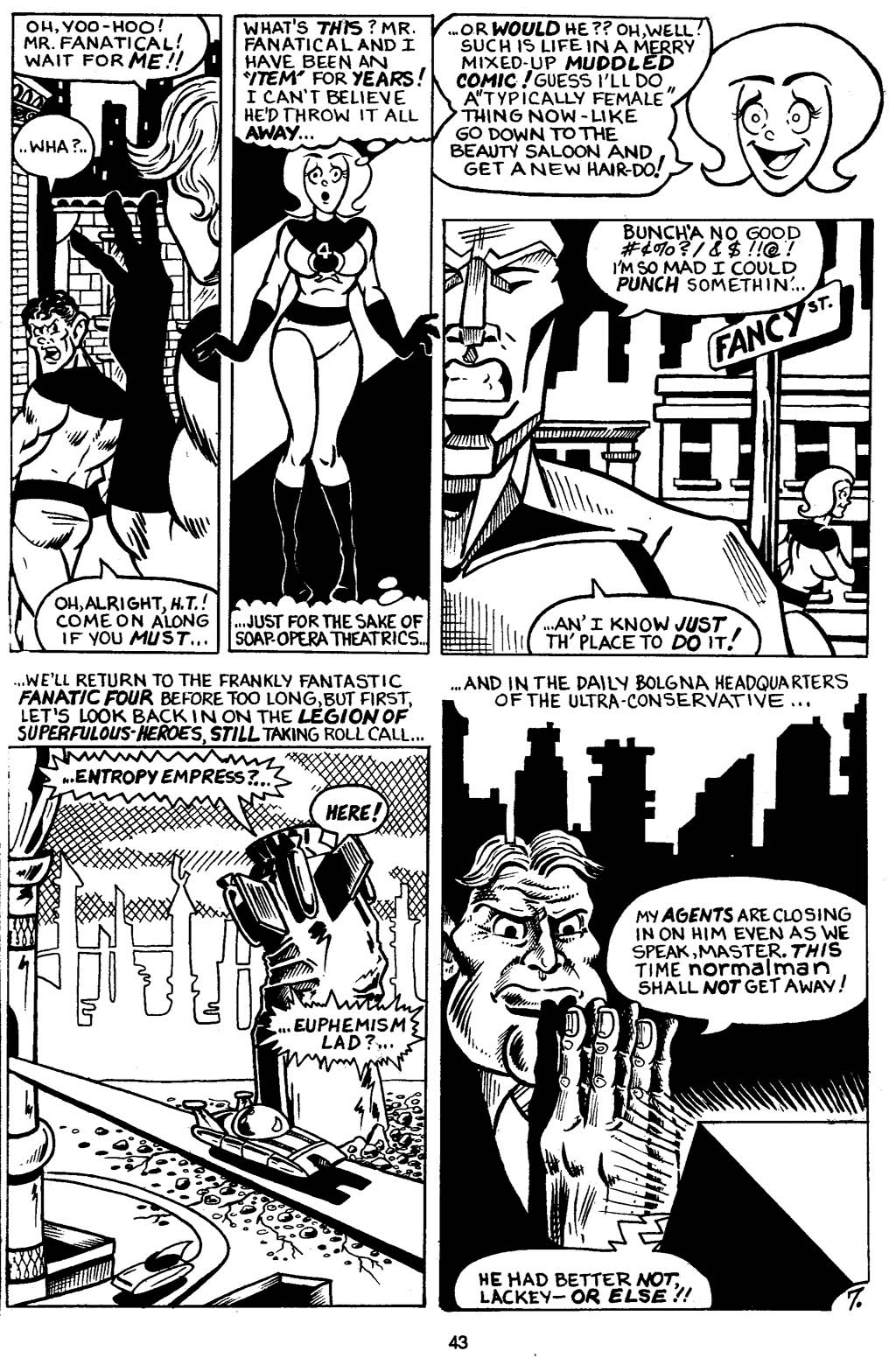Read online Normalman - The Novel comic -  Issue # TPB (Part 1) - 47