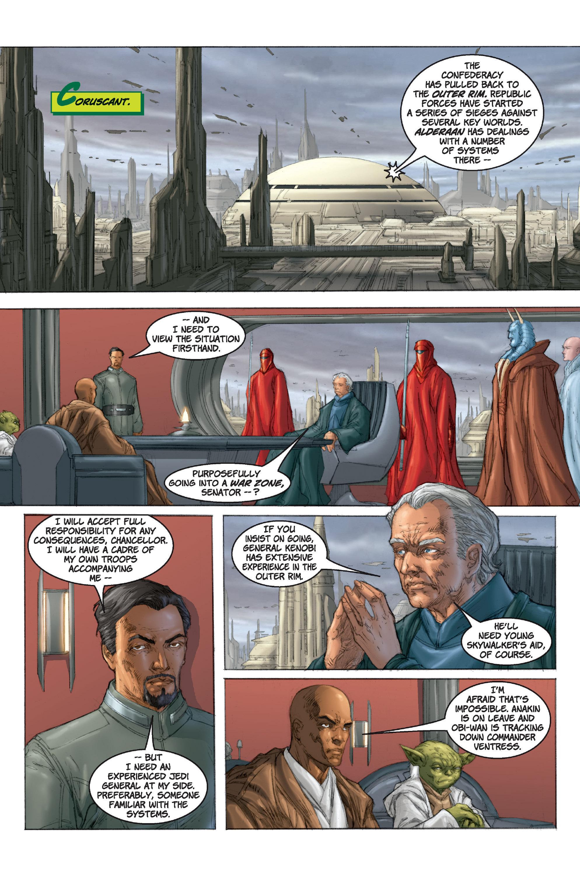 Read online Star Wars Omnibus comic -  Issue # Vol. 26 - 105