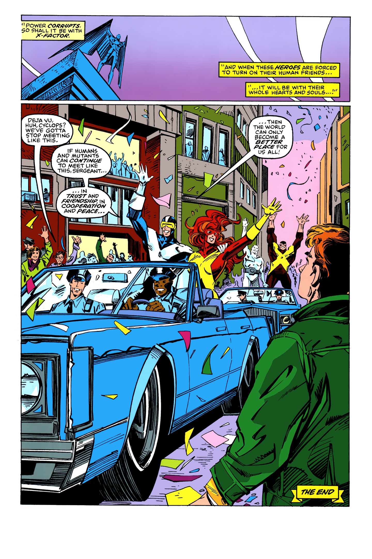 Read online X-Factor (1986) comic -  Issue #26 - 24