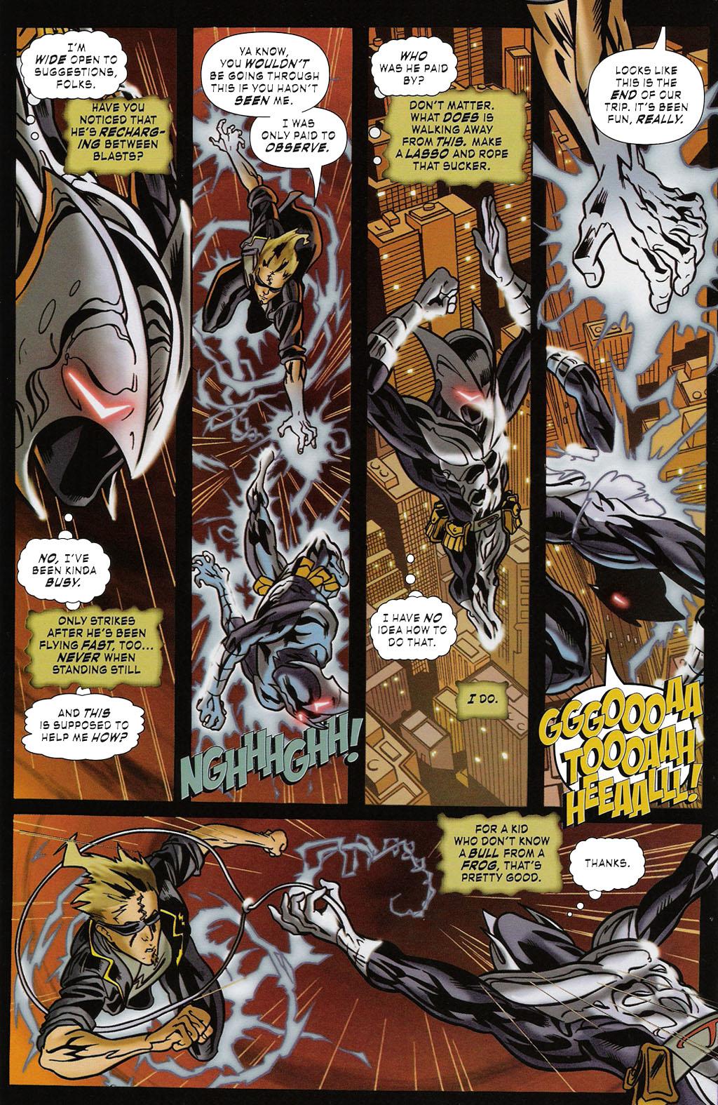 Read online ShadowHawk (2005) comic -  Issue #2 - 22