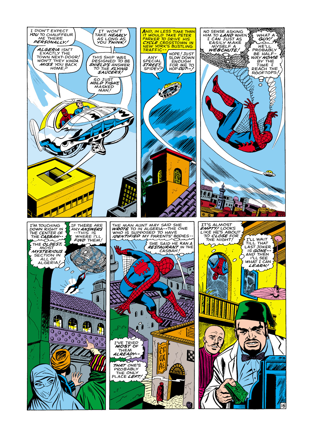 The Amazing Spider-Man (1963) _Annual_5 Page 16