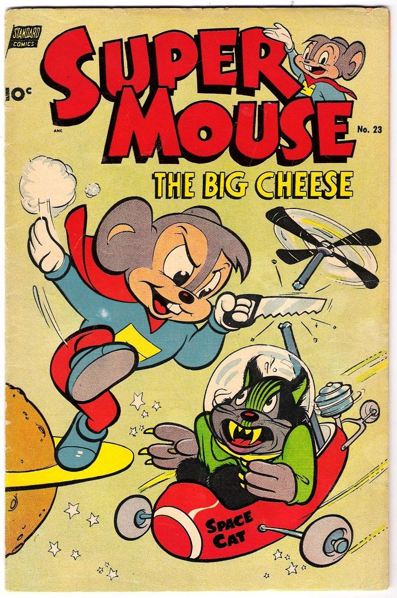 Supermouse issue 23 - Page 1