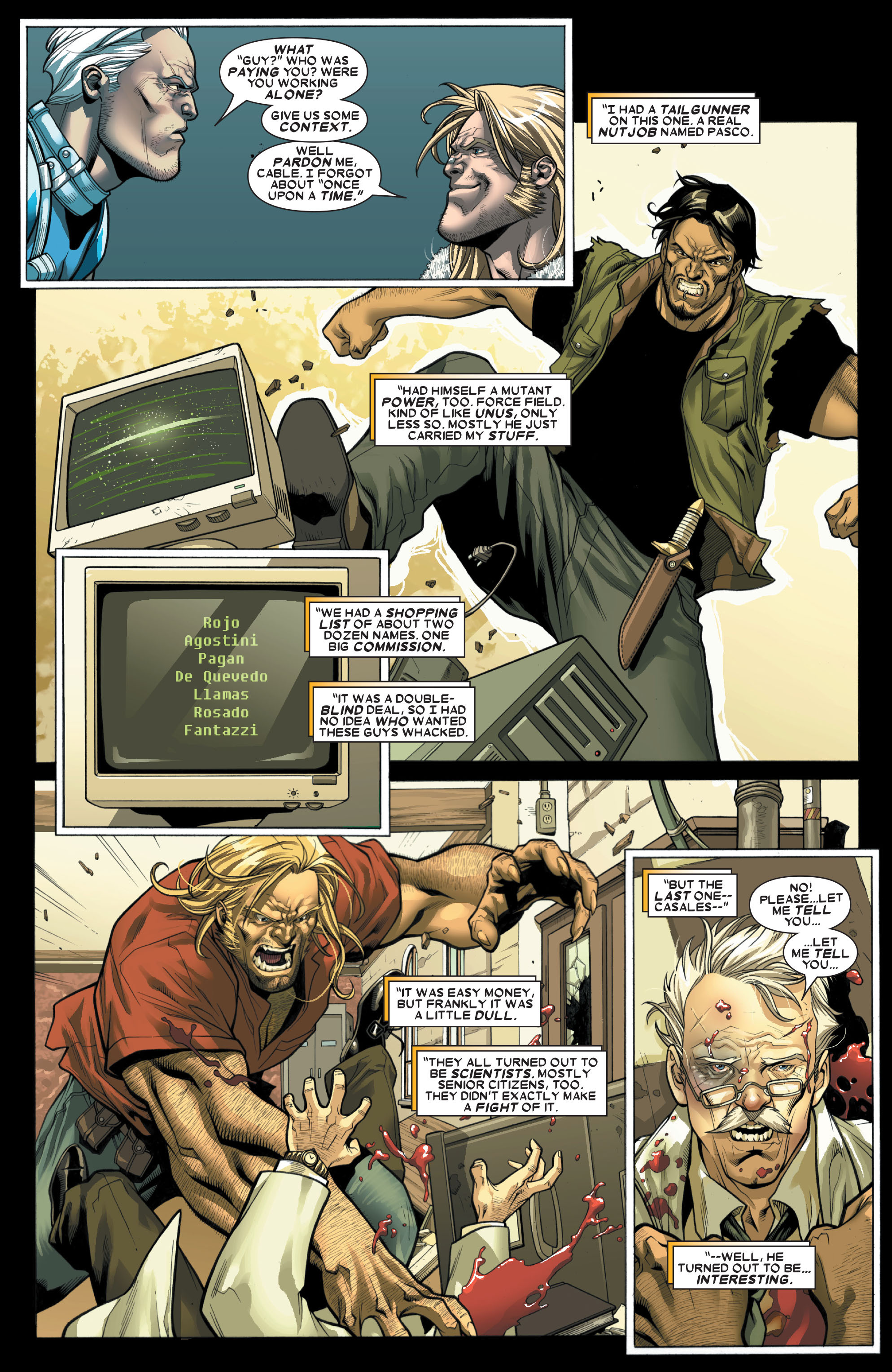 X-Men (1991) 191 Page 4