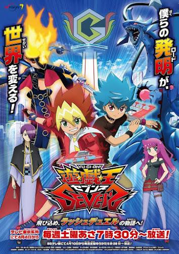 Yu-Gi-Oh! Sevens - Yu☆Gi☆Oh!: Sevens