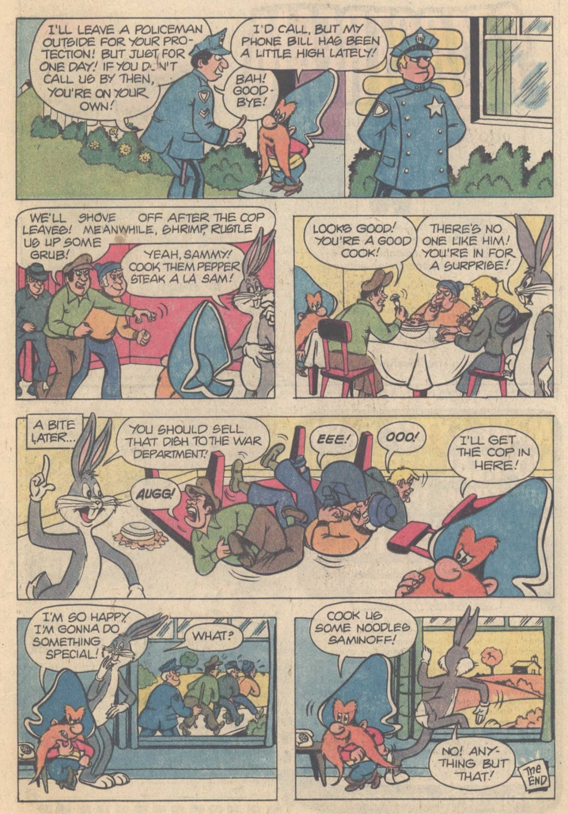 Yosemite Sam and Bugs Bunny issue 45 - Page 13