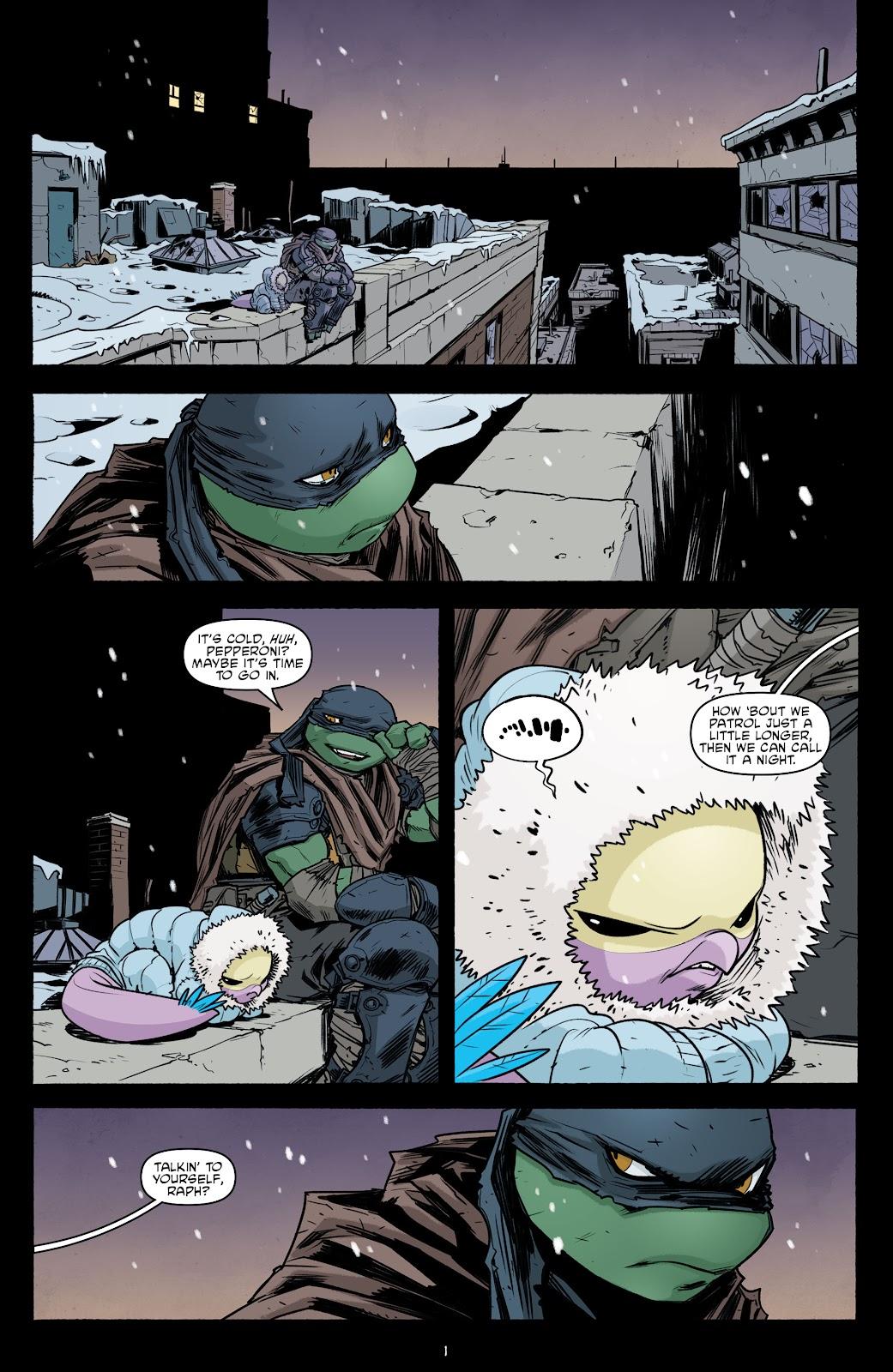 Read online Teenage Mutant Ninja Turtles (2011) comic -  Issue #102 - 3