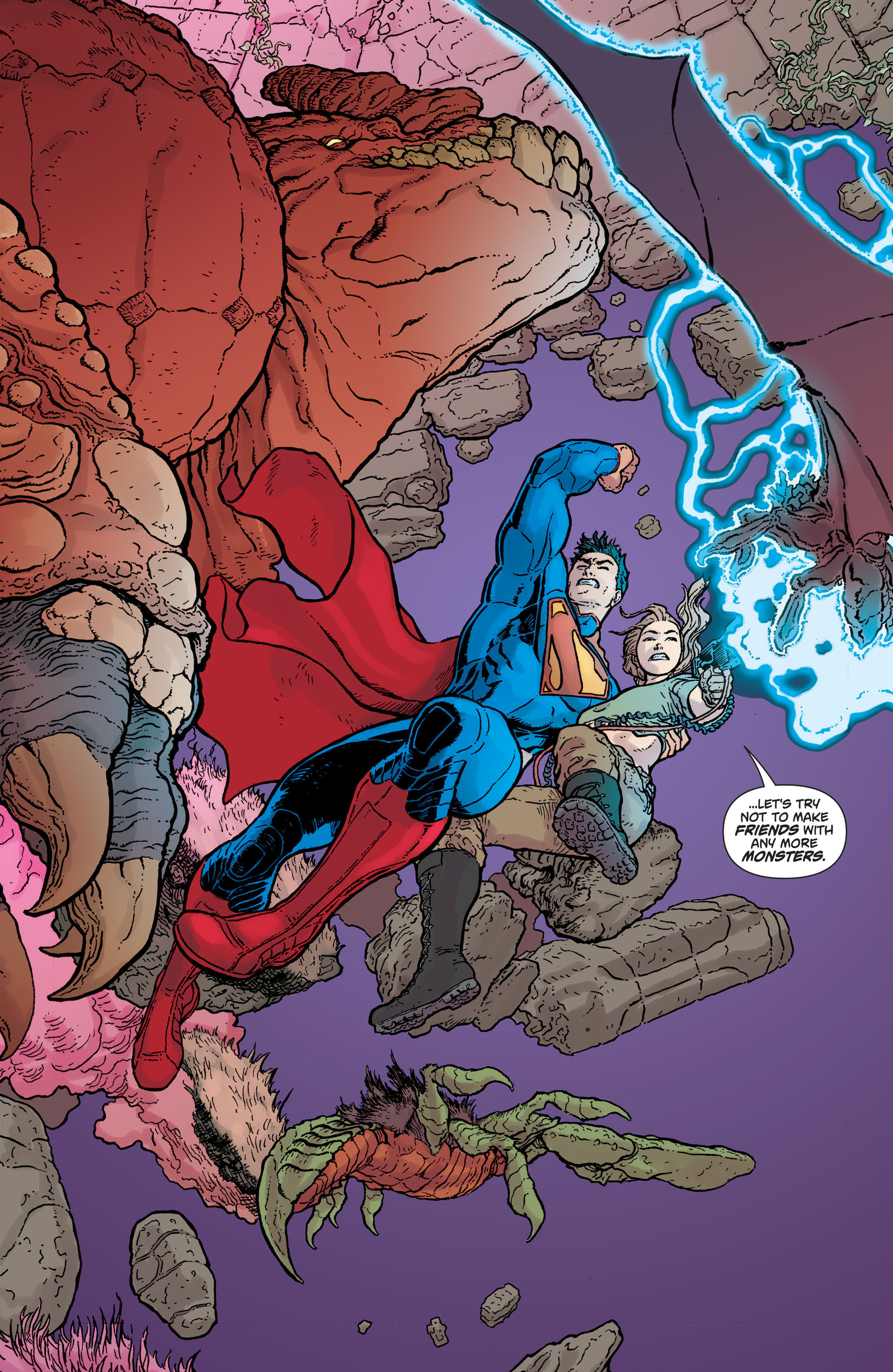 Read online Action Comics (2011) comic -  Issue #27 - 19