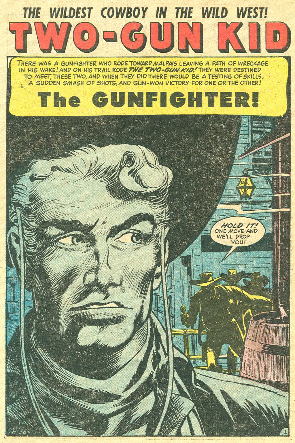 Read online Two-Gun Kid comic -  Issue #31 - 10