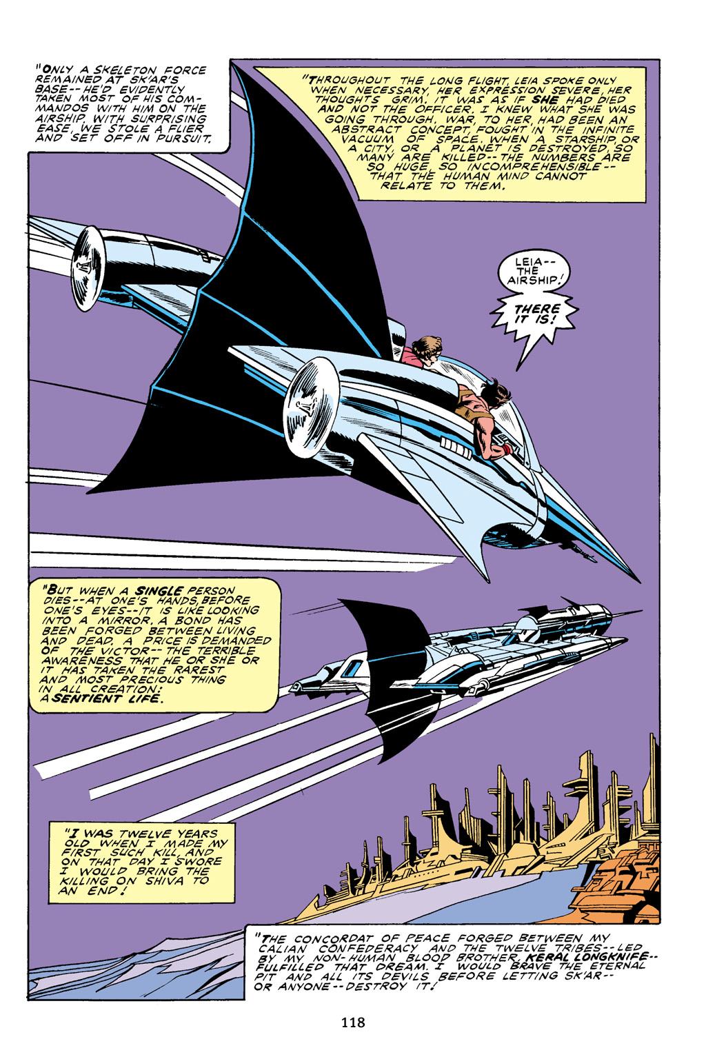 Read online Star Wars Omnibus comic -  Issue # Vol. 16 - 117