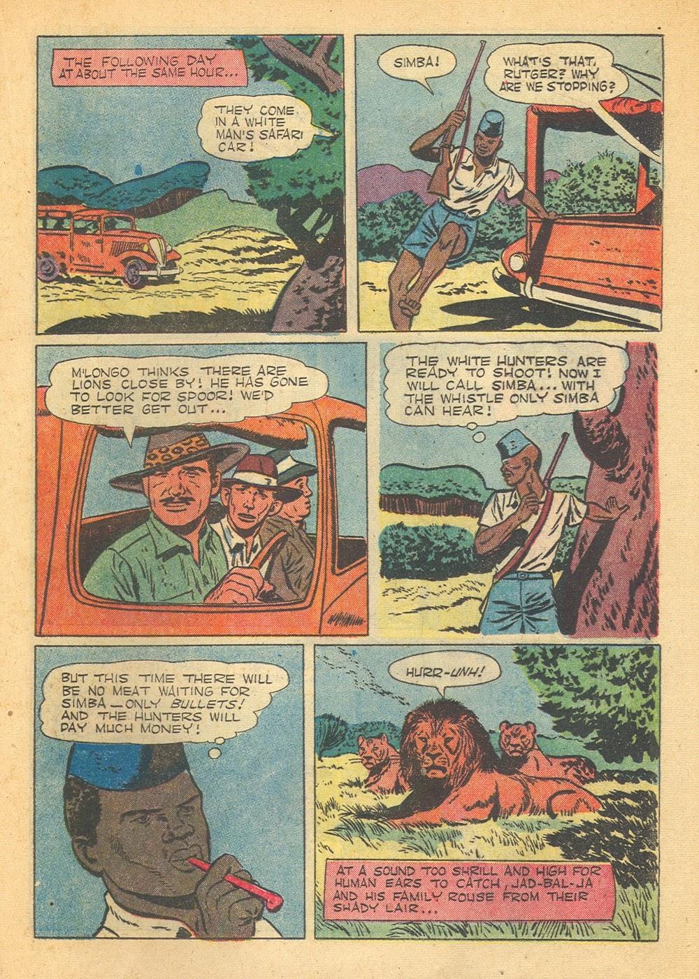 Tarzan (1948) issue 57 - Page 29