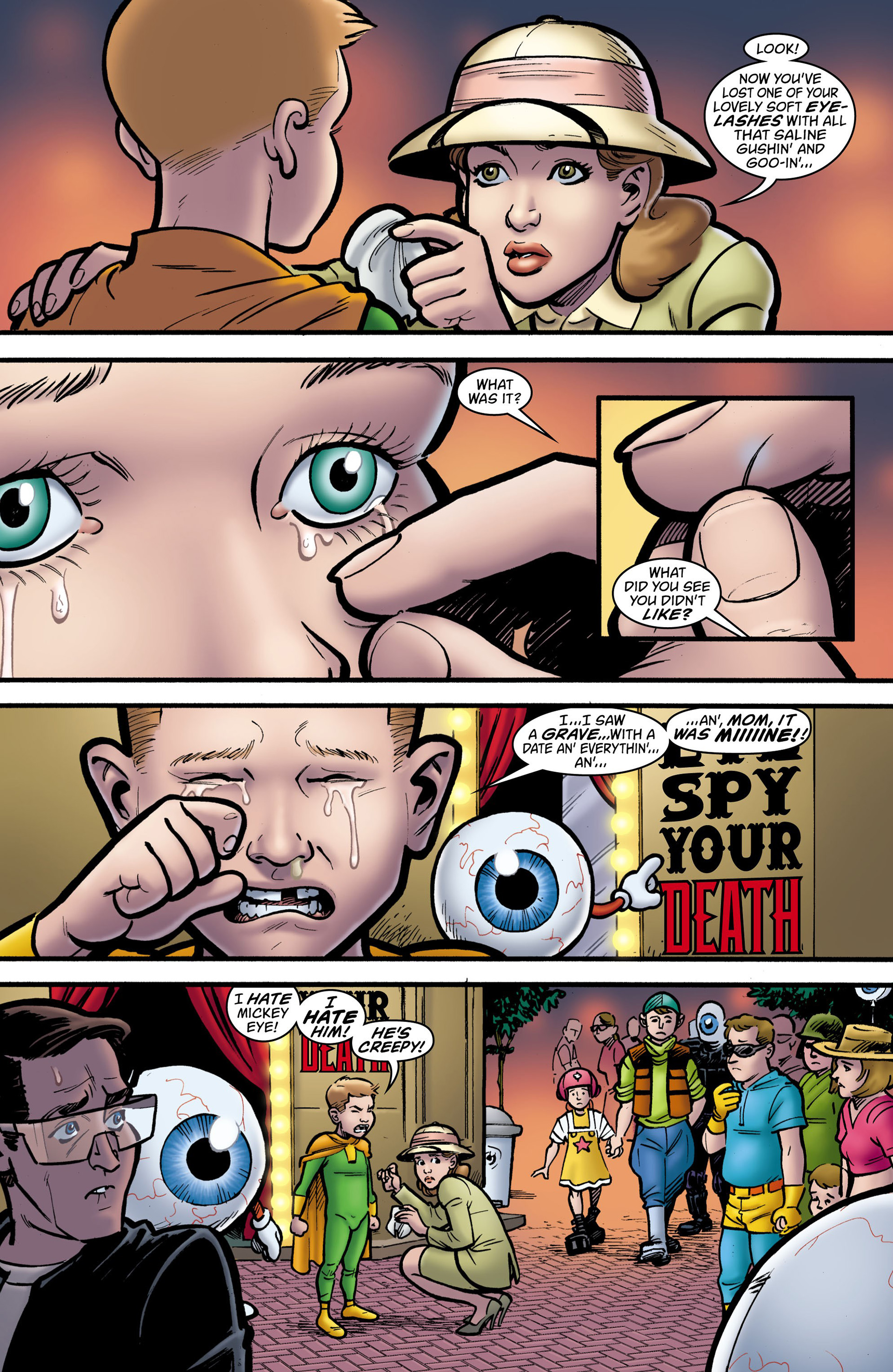 Read online Seaguy: The Slaves of Mickey Eye comic -  Issue #3 - 3