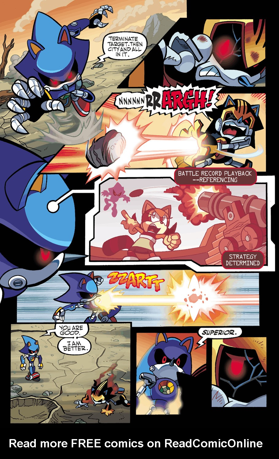 Read online Sonic Universe comic -  Issue #50 - 17