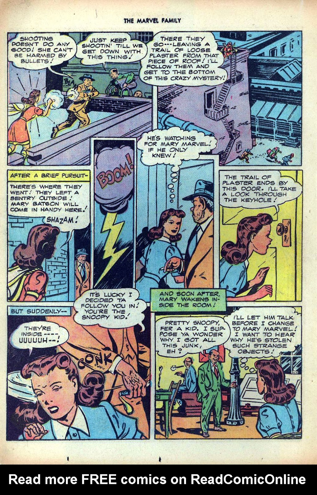 The Marvel Family issue 25 - Page 30