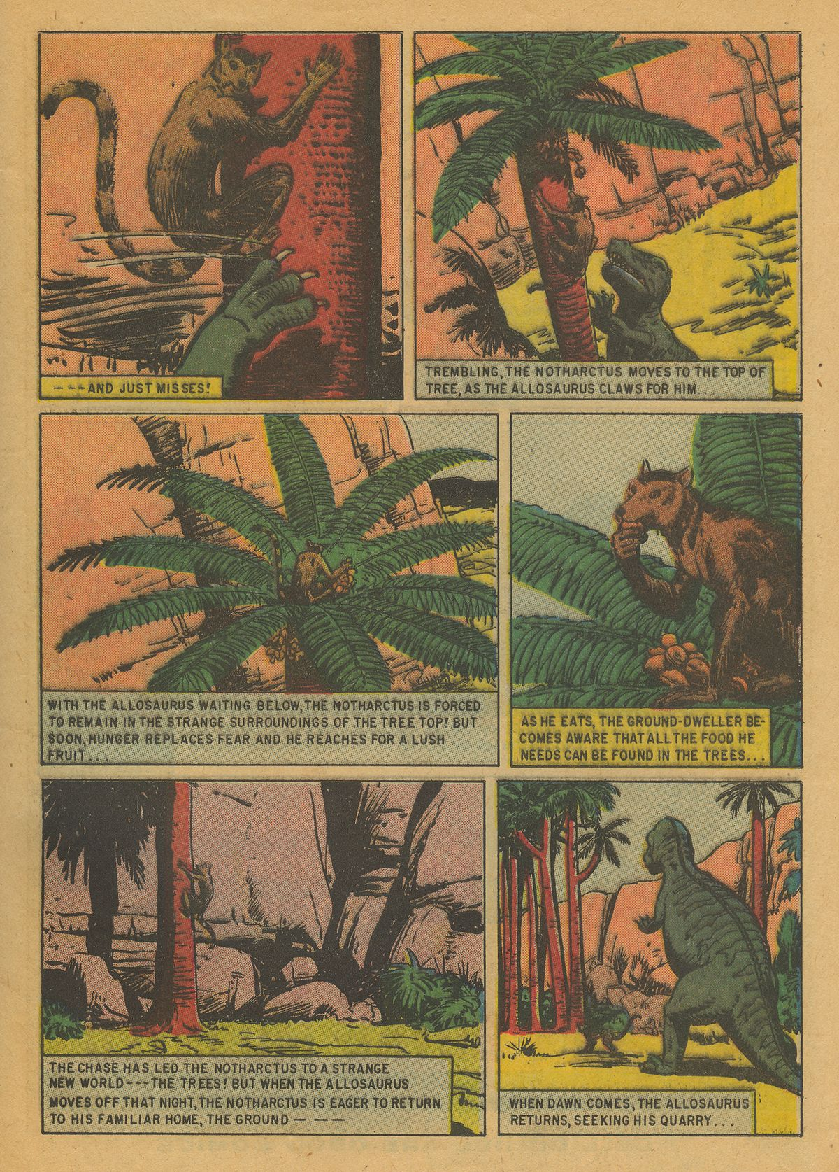 Read online Turok, Son of Stone comic -  Issue #10 - 33