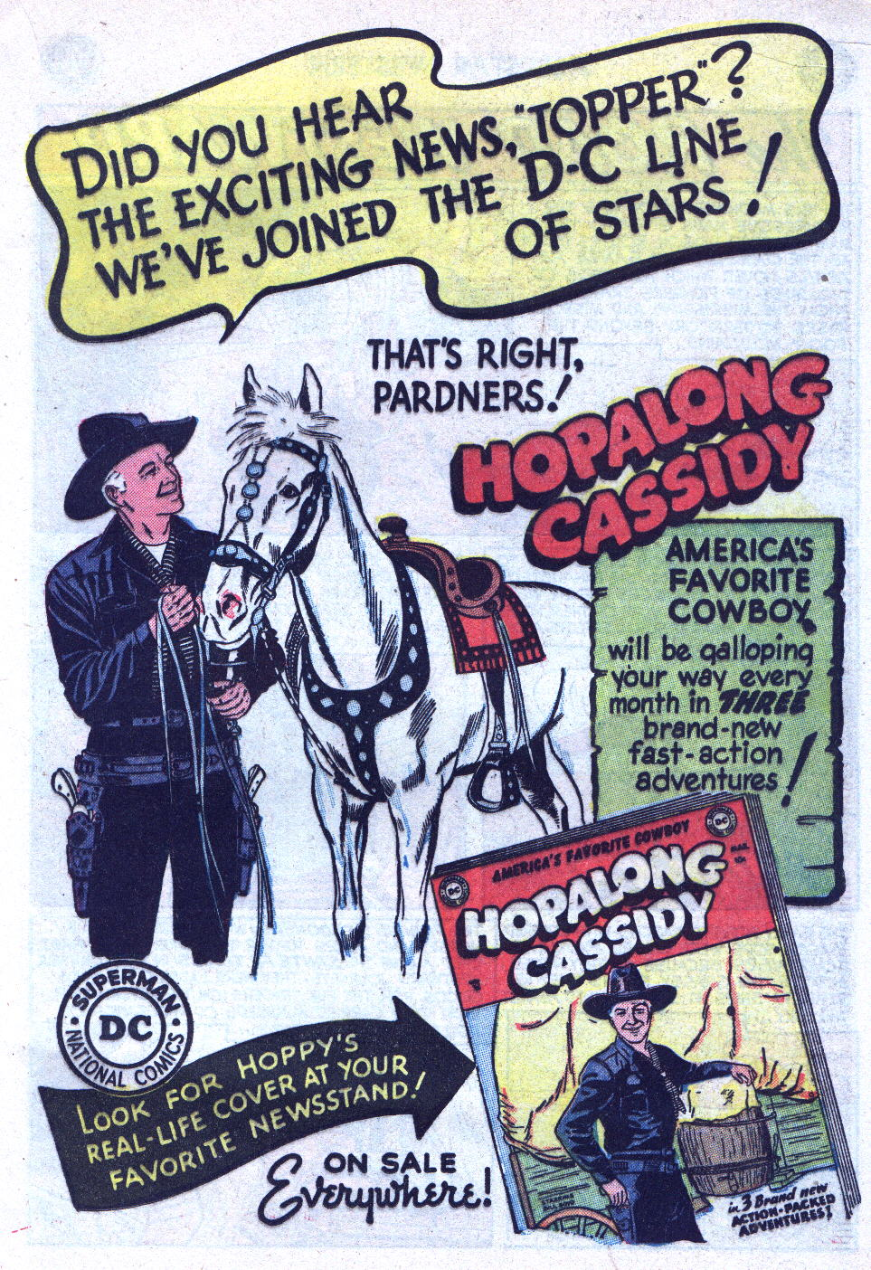 Read online All-Star Western (1951) comic -  Issue #76 - 17