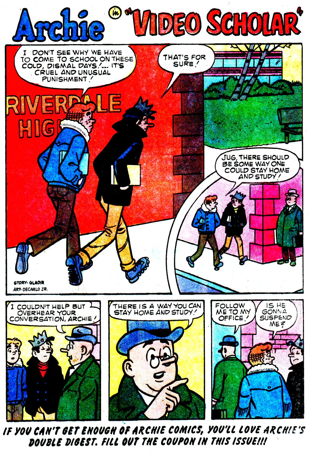 Read online Archie (1960) comic -  Issue #329 - 13