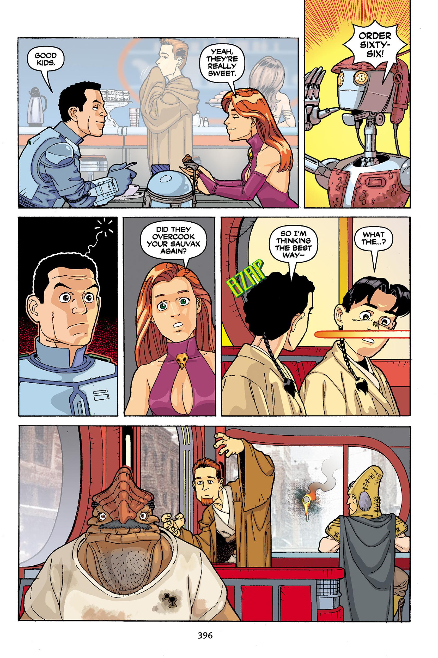 Read online Star Wars Omnibus comic -  Issue # Vol. 30 - 387