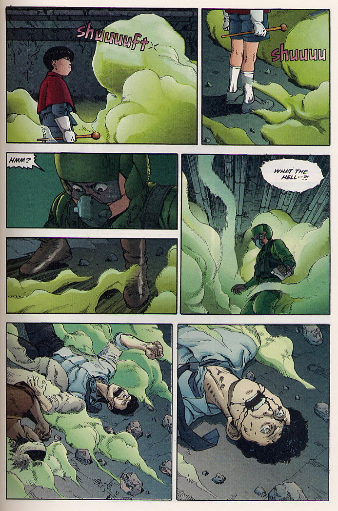Read online Akira comic -  Issue #32 - 20