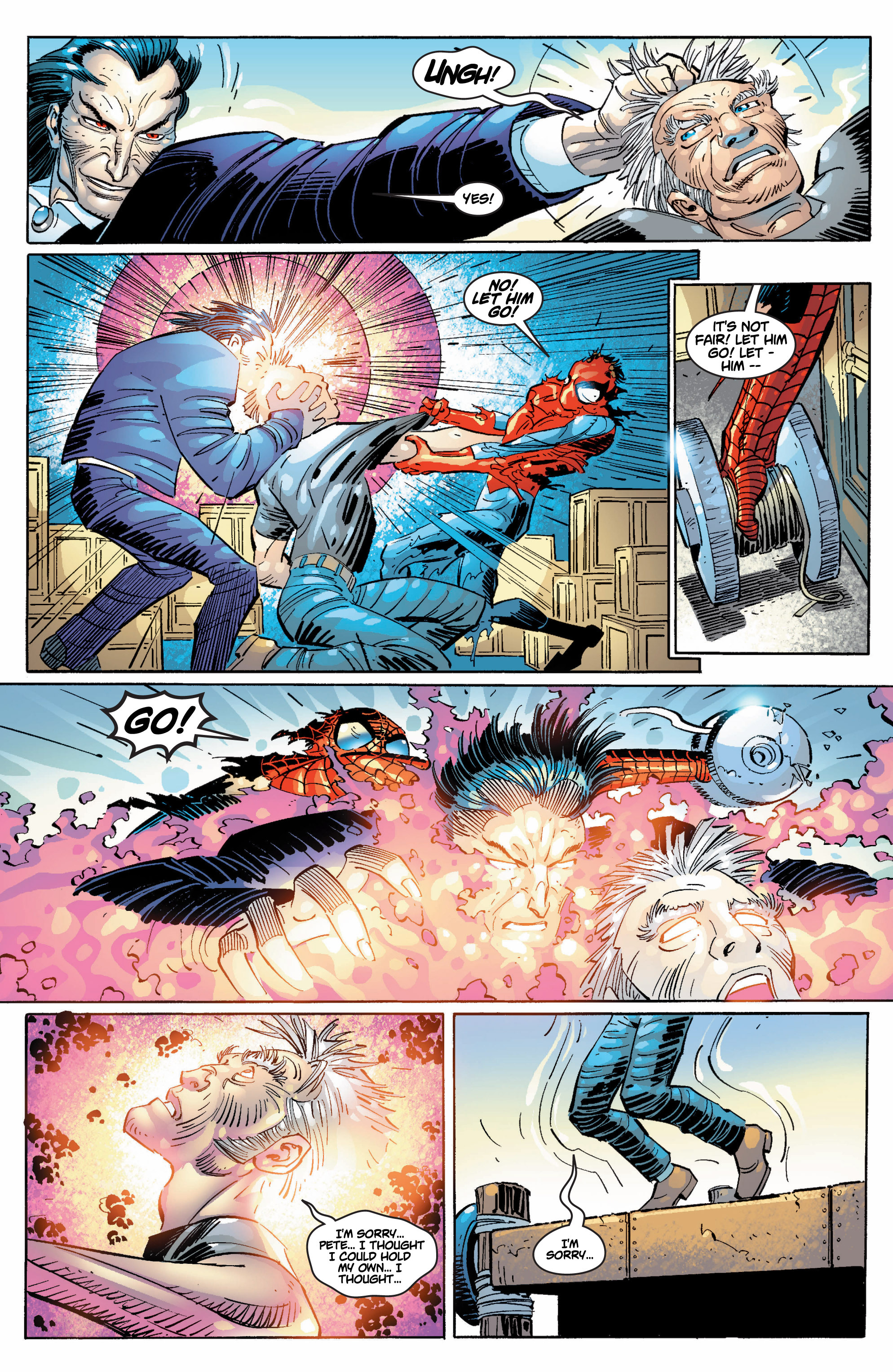 The Amazing Spider-Man (1999) 34 Page 18