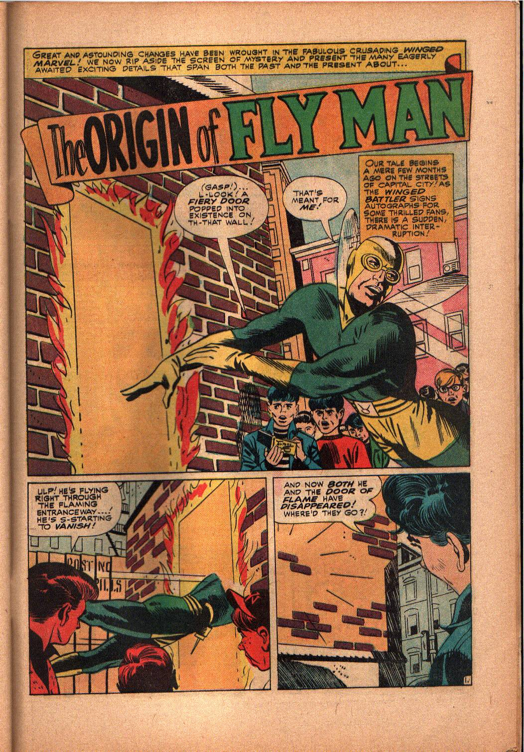 The Mighty Crusaders (1965) Issue #3 #3 - English 24
