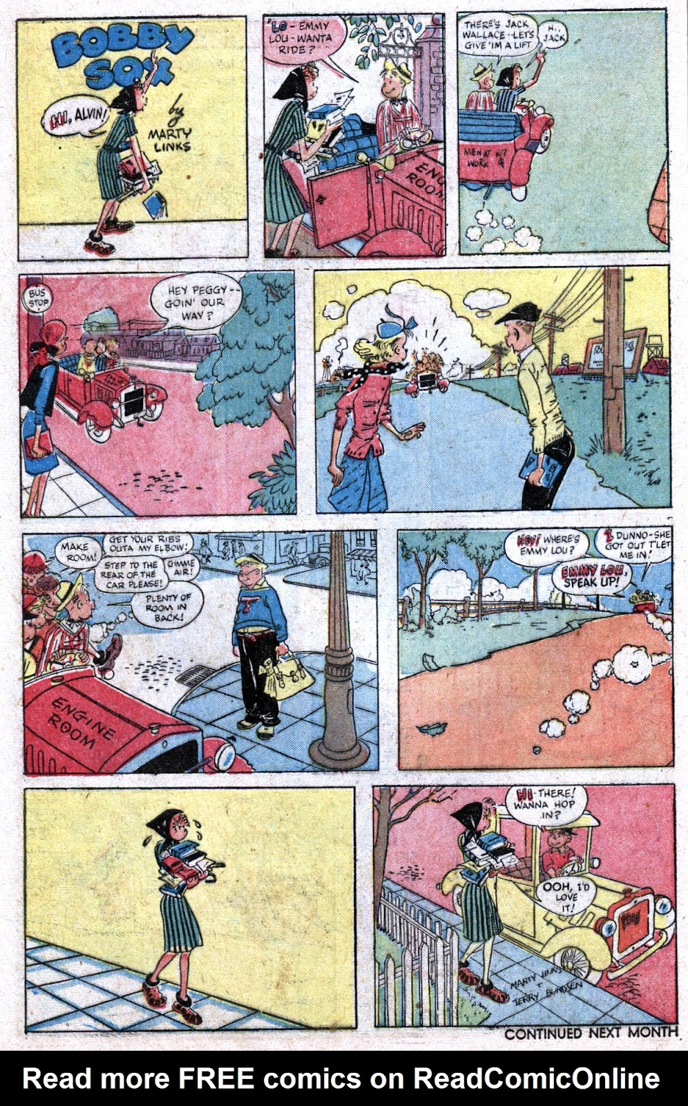 Read online Famous Funnies comic -  Issue #164 - 42