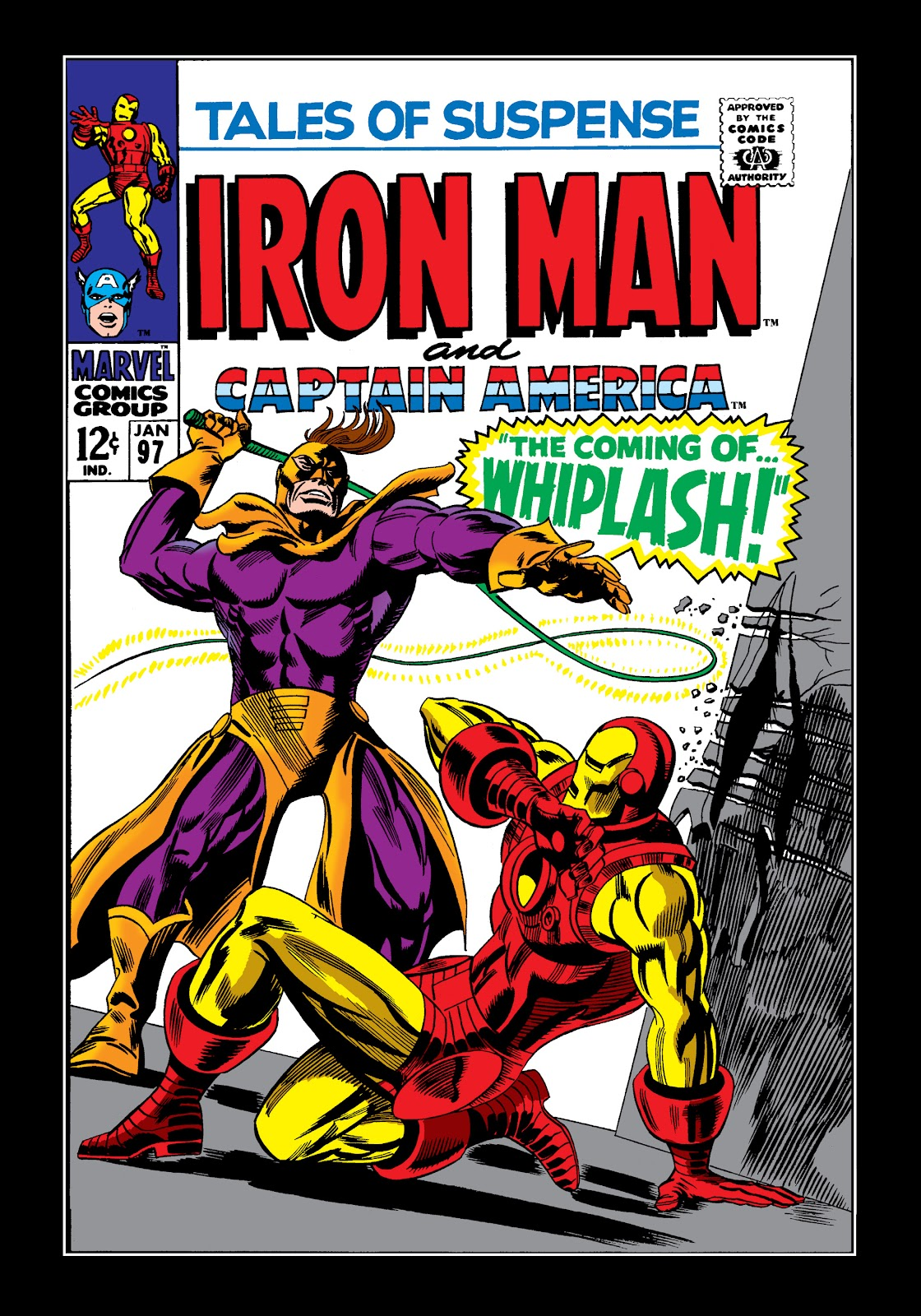 Read online Marvel Masterworks: The Invincible Iron Man comic -  Issue # TPB 4 (Part 2) - 75