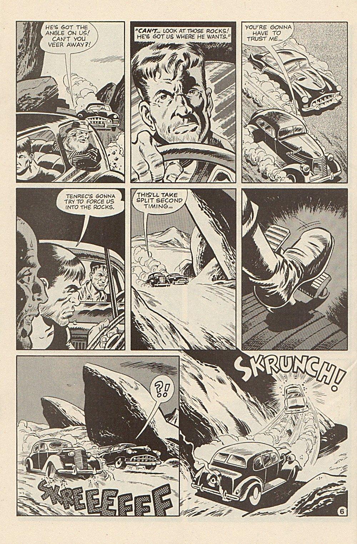 Read online Xenozoic Tales comic -  Issue #3 - 29