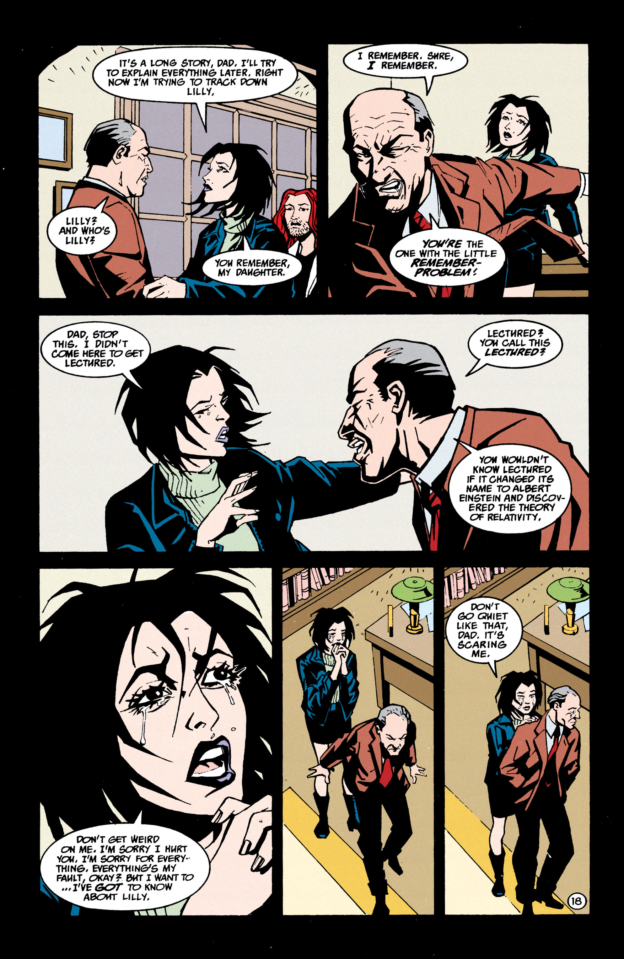 Read online Shade, the Changing Man comic -  Issue #70 - 19