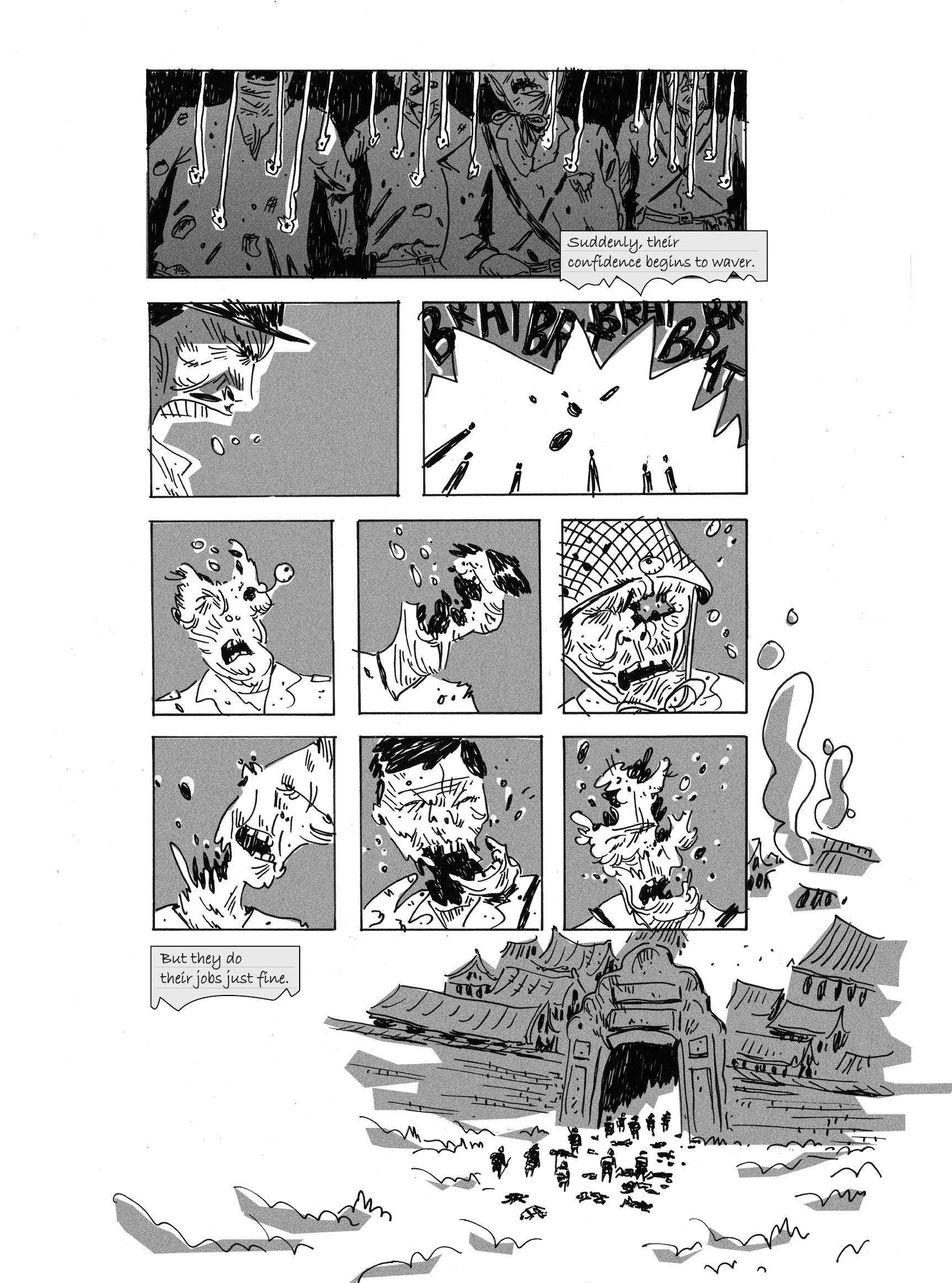 Read online FUBAR comic -  Issue #2 - 137