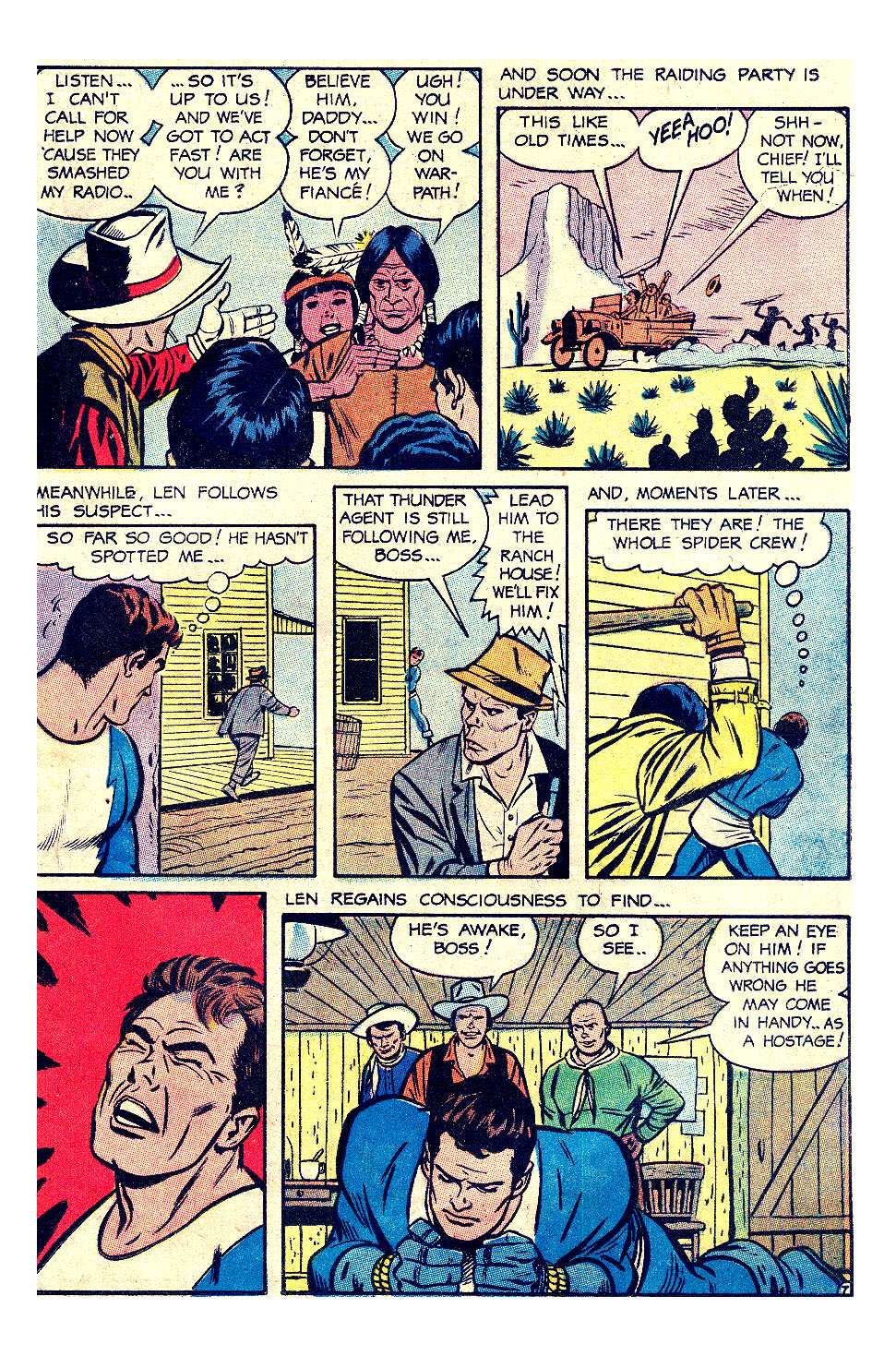 T.H.U.N.D.E.R. Agents (1965) issue 17 - Page 32