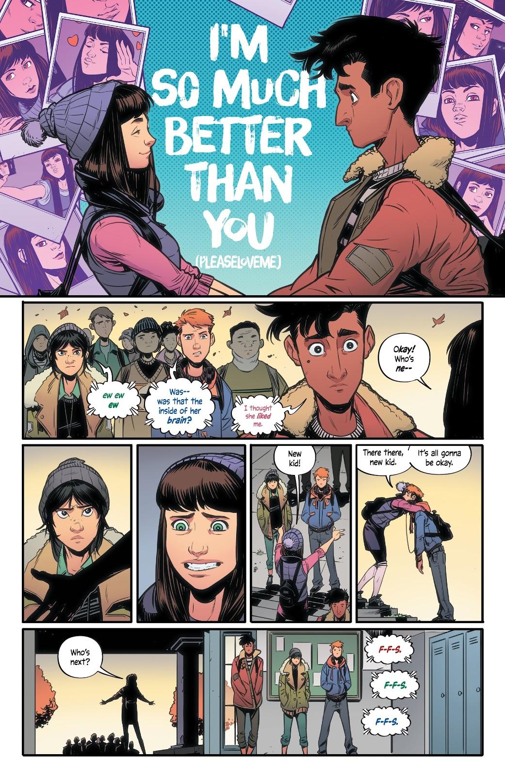 Read online Alienated comic -  Issue #2 - 12