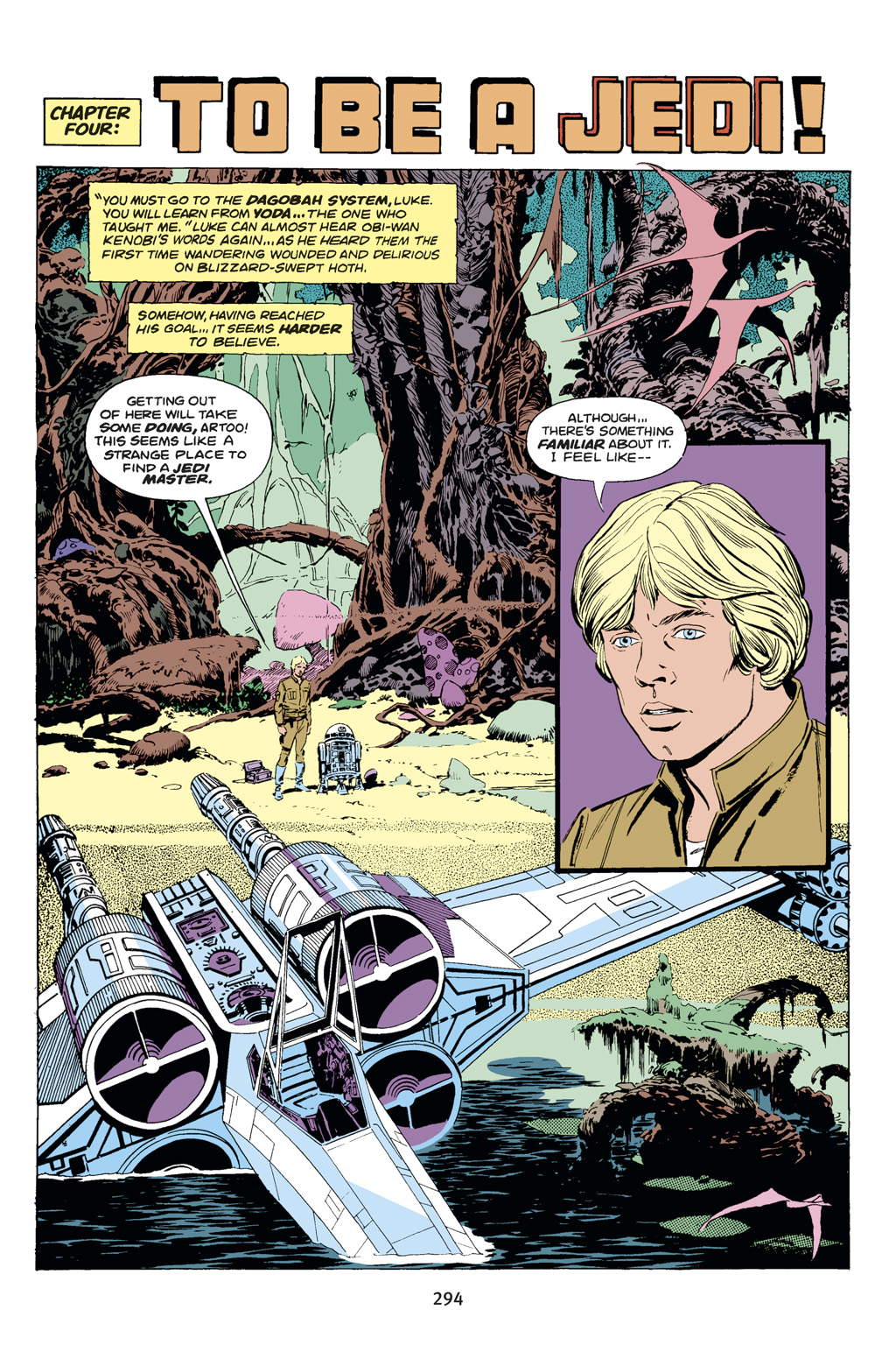 Read online Star Wars Omnibus comic -  Issue # Vol. 14 - 292