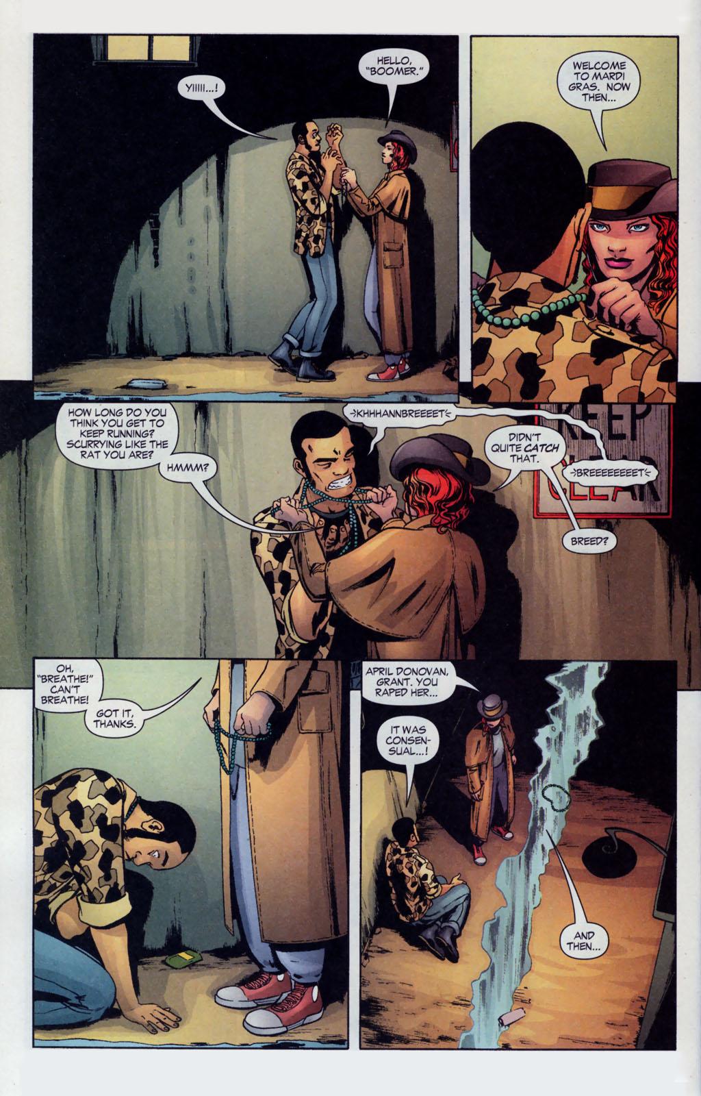 Read online Fallen Angel (2003) comic -  Issue #12 - 11