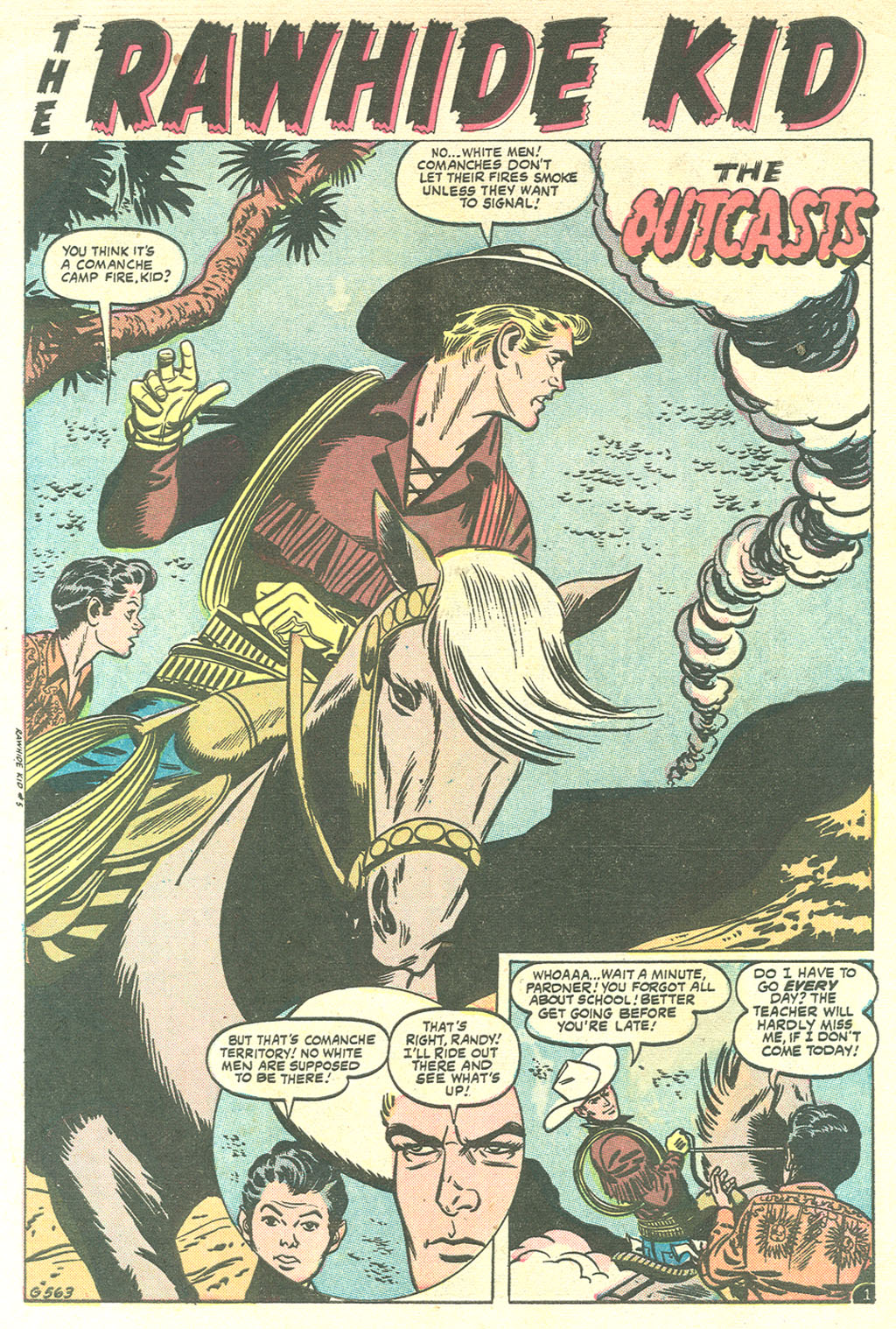 The Rawhide Kid (1955) issue 5 - Page 3