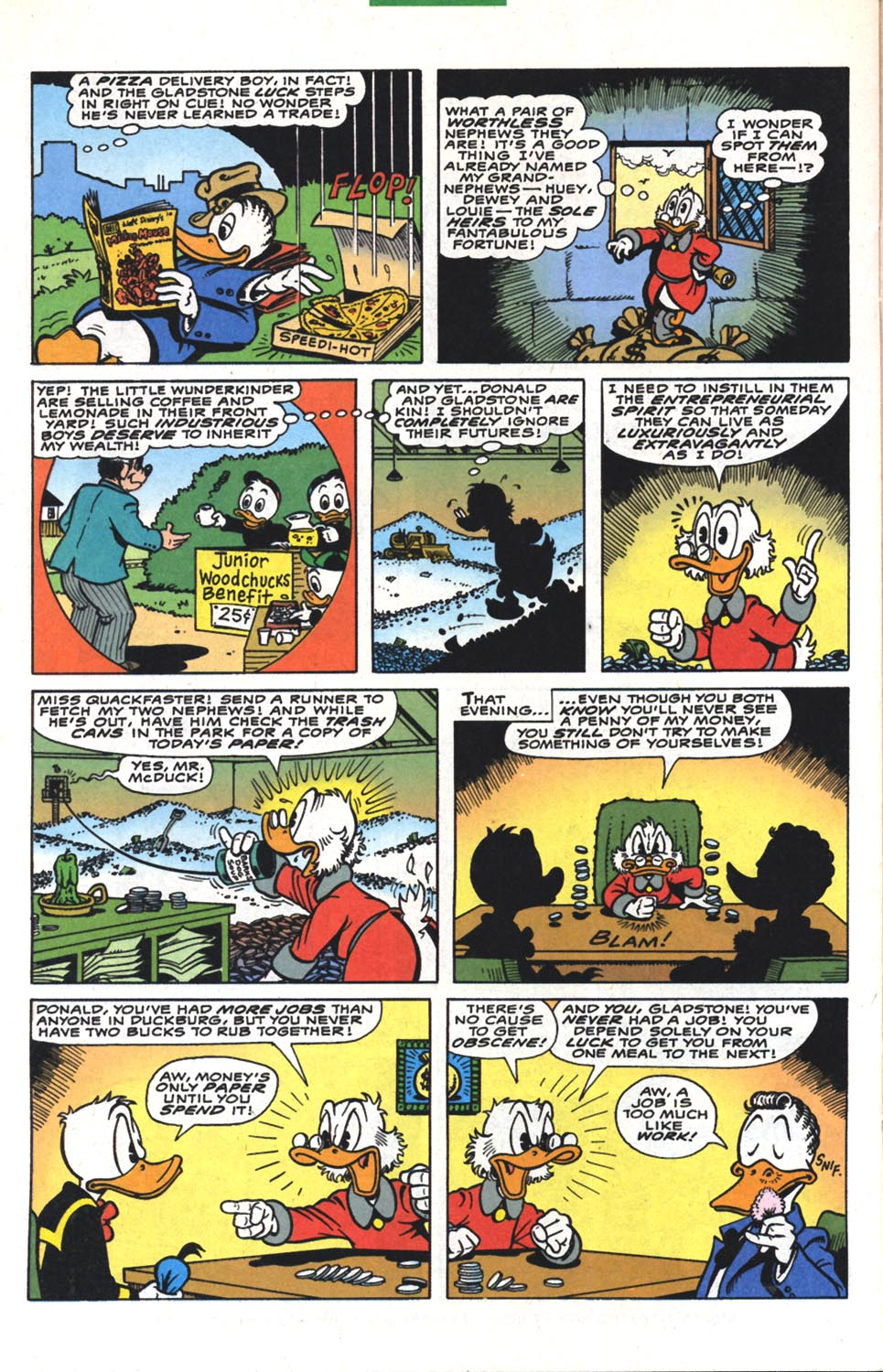 Read online Uncle Scrooge (1953) comic -  Issue #300 - 36