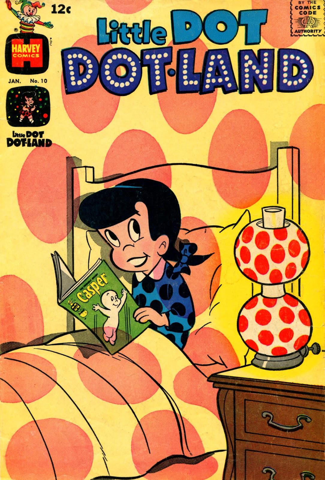 Little Dot Dotland 10 Page 1