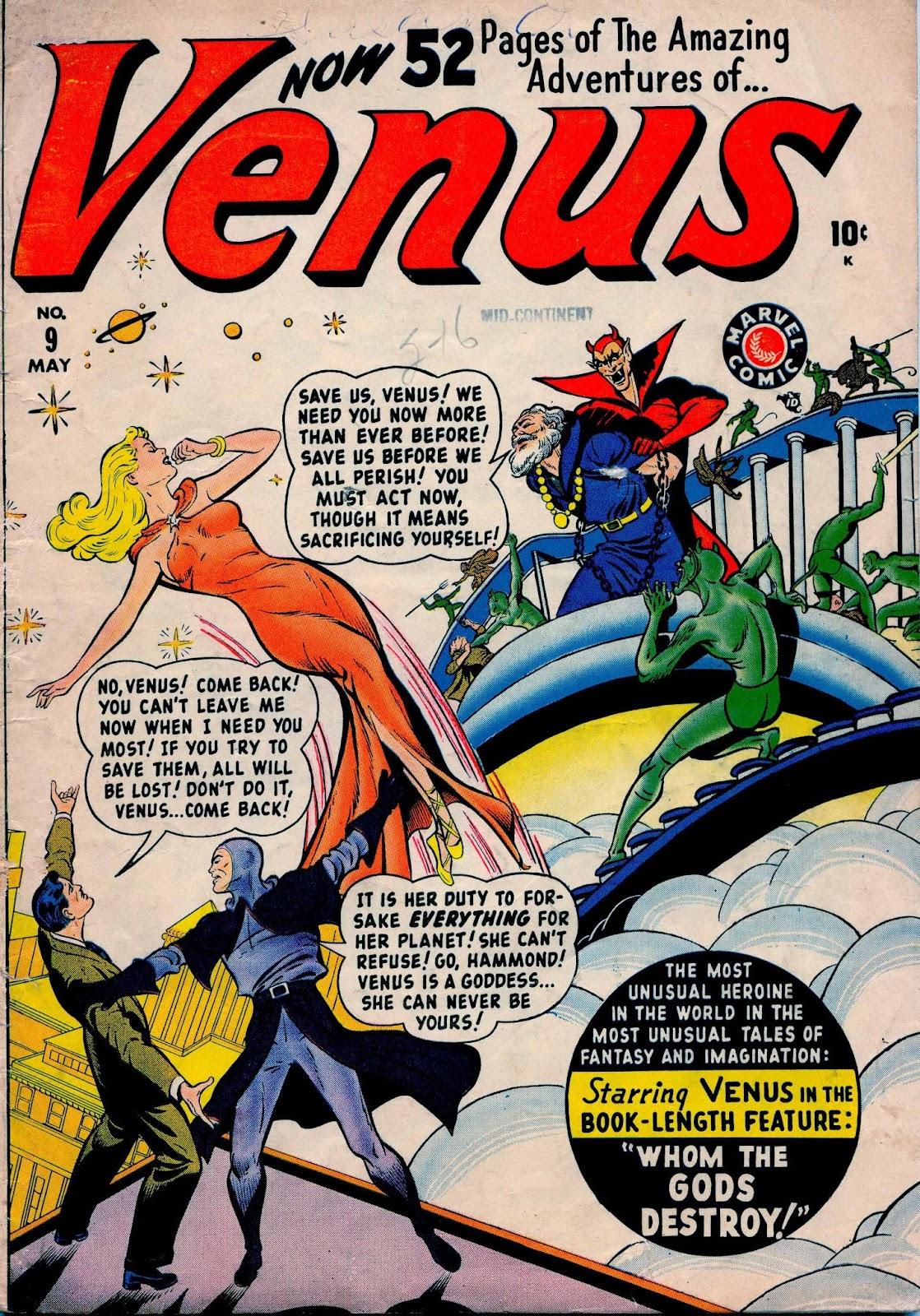 Venus (1948) issue 9 - Page 3