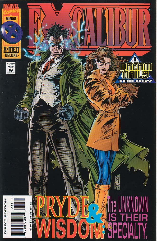 Excalibur (1988) issue 88 - Page 1