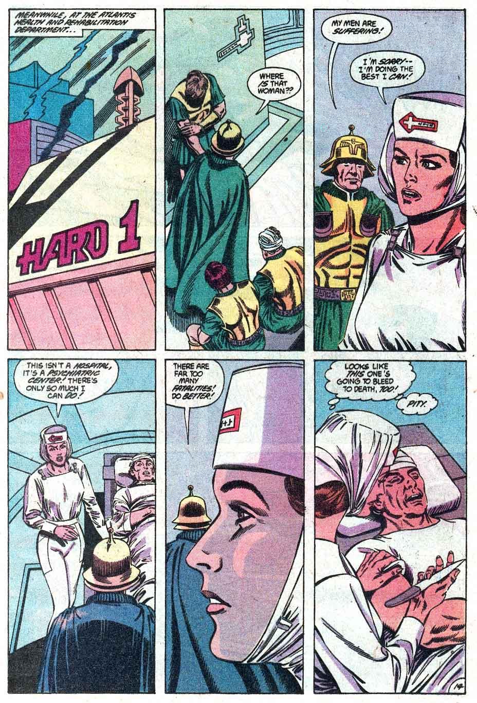 Read online Aquaman (1989) comic -  Issue #3 - 15