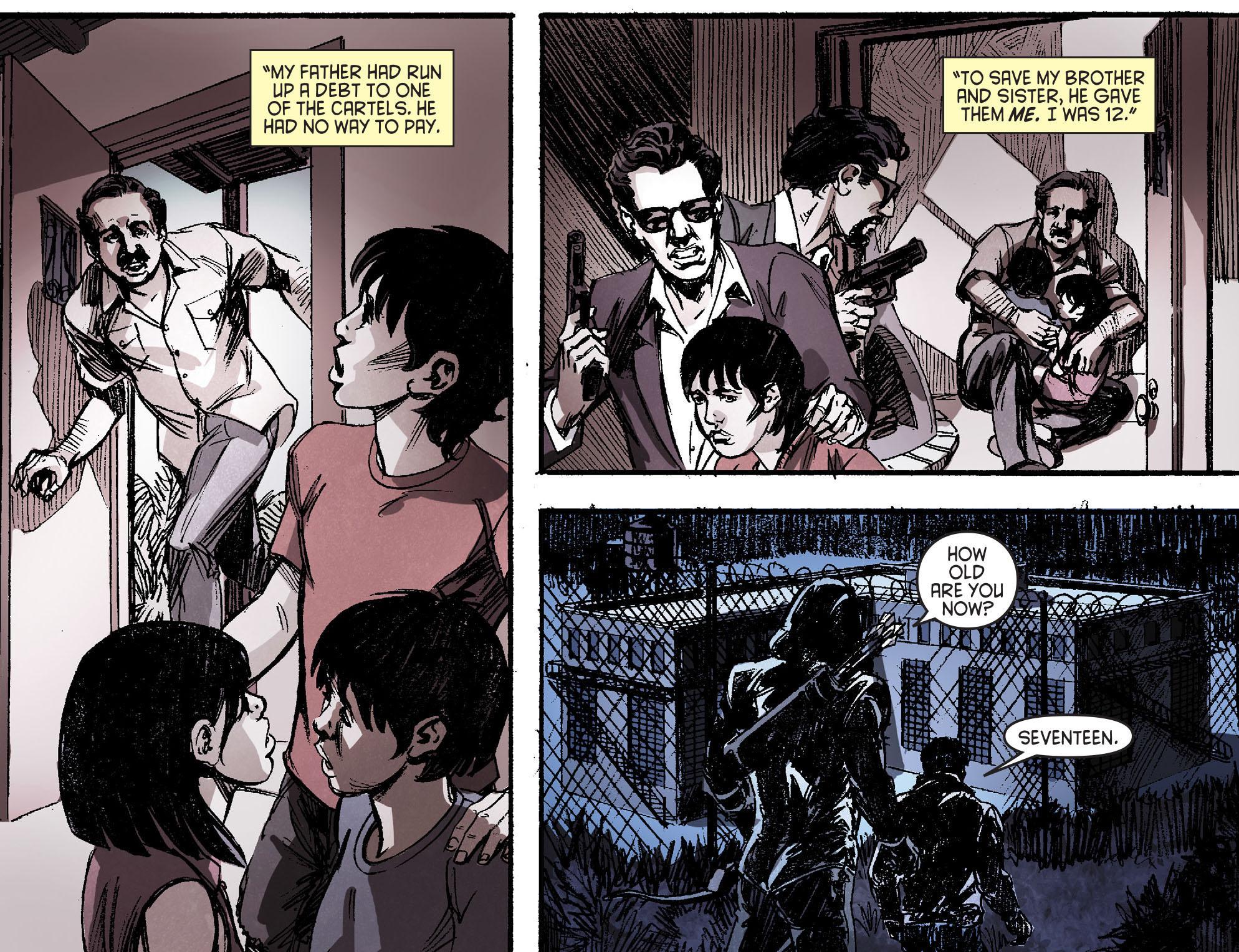 Read online Arrow [II] comic -  Issue #16 - 10