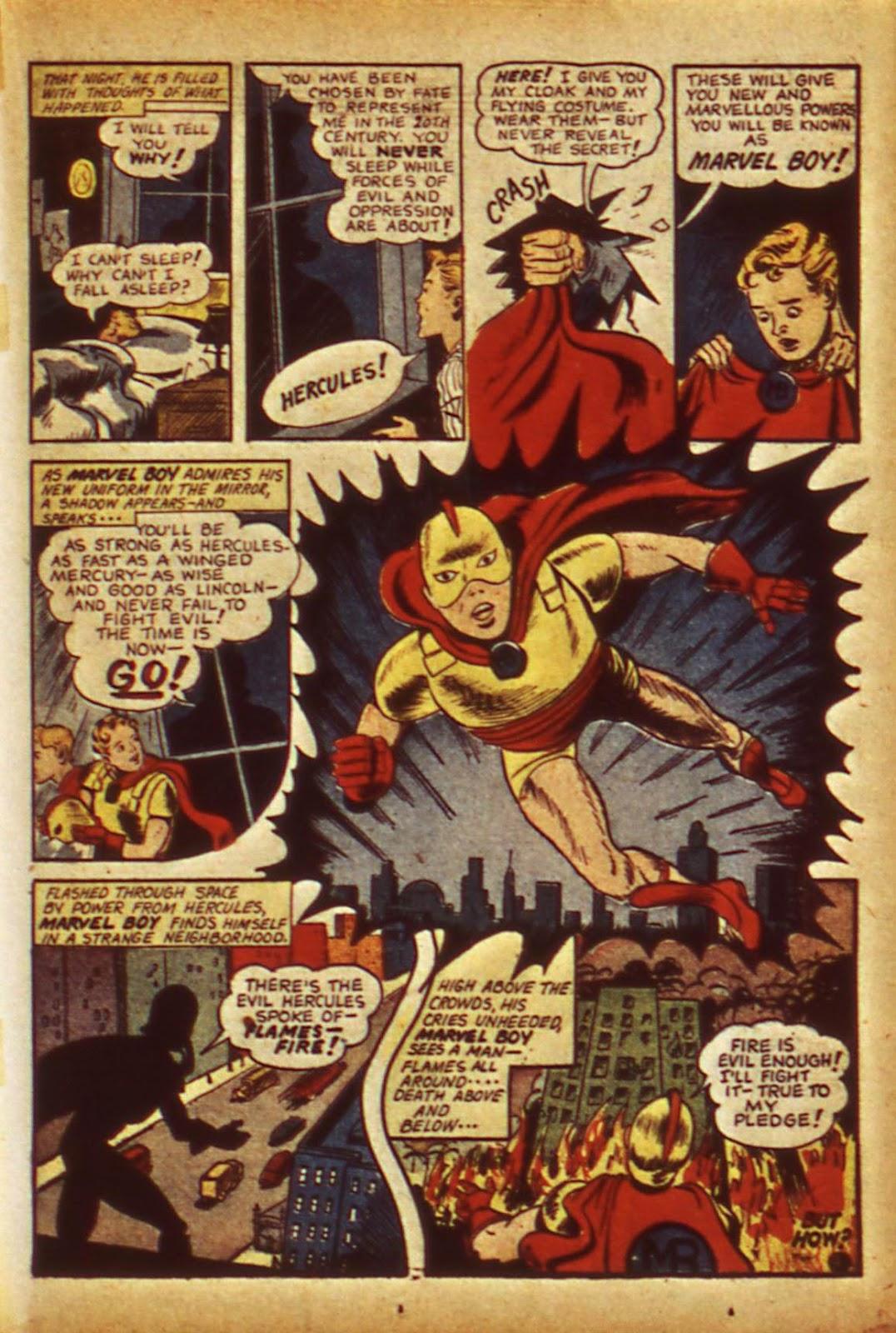 USA Comics issue 7 - Page 35