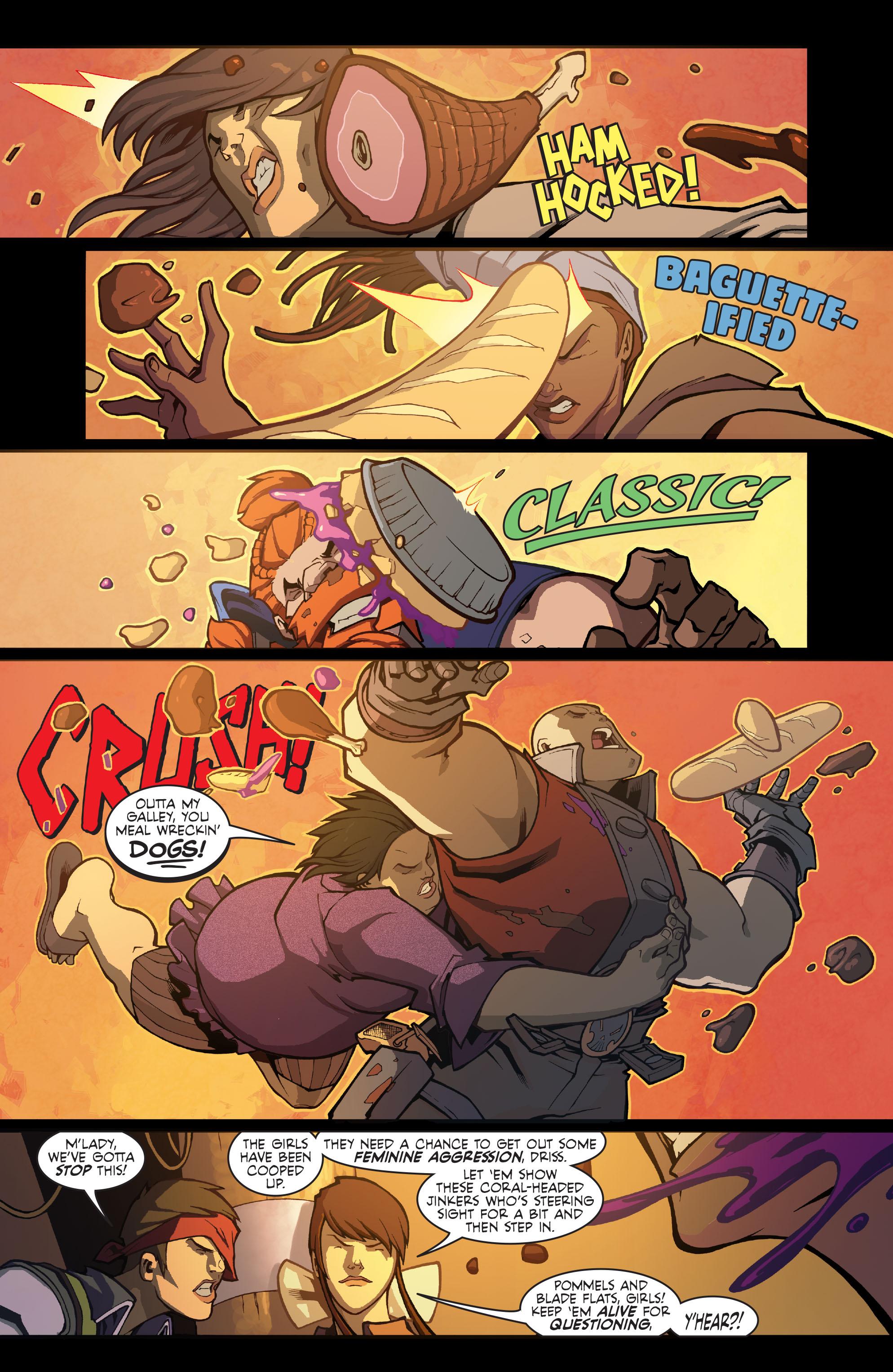 Read online Skullkickers comic -  Issue #13 - 13