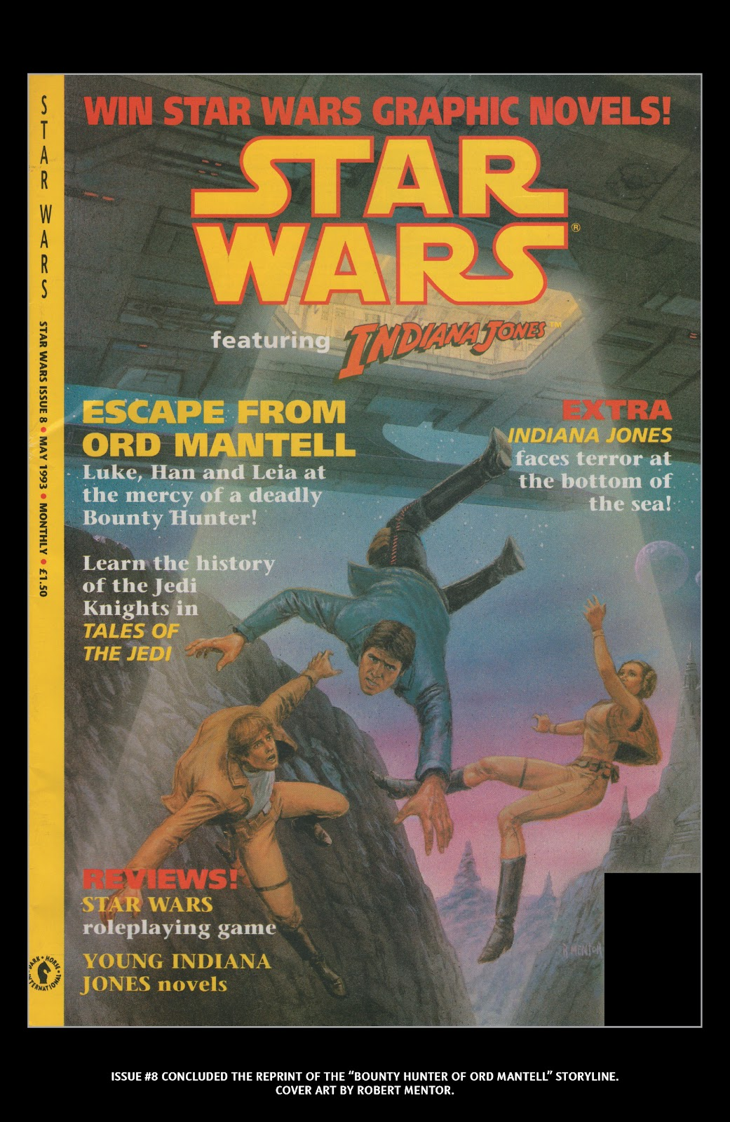 Read online Star Wars Legends: The Newspaper Strips - Epic Collection comic -  Issue # TPB (Part 5) - 84